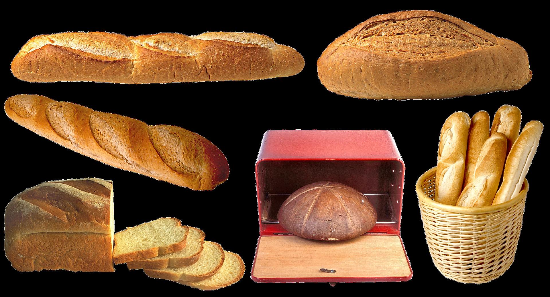 Bread from the Bakery, Bake, Baked, Bakery, Bread, HQ Photo