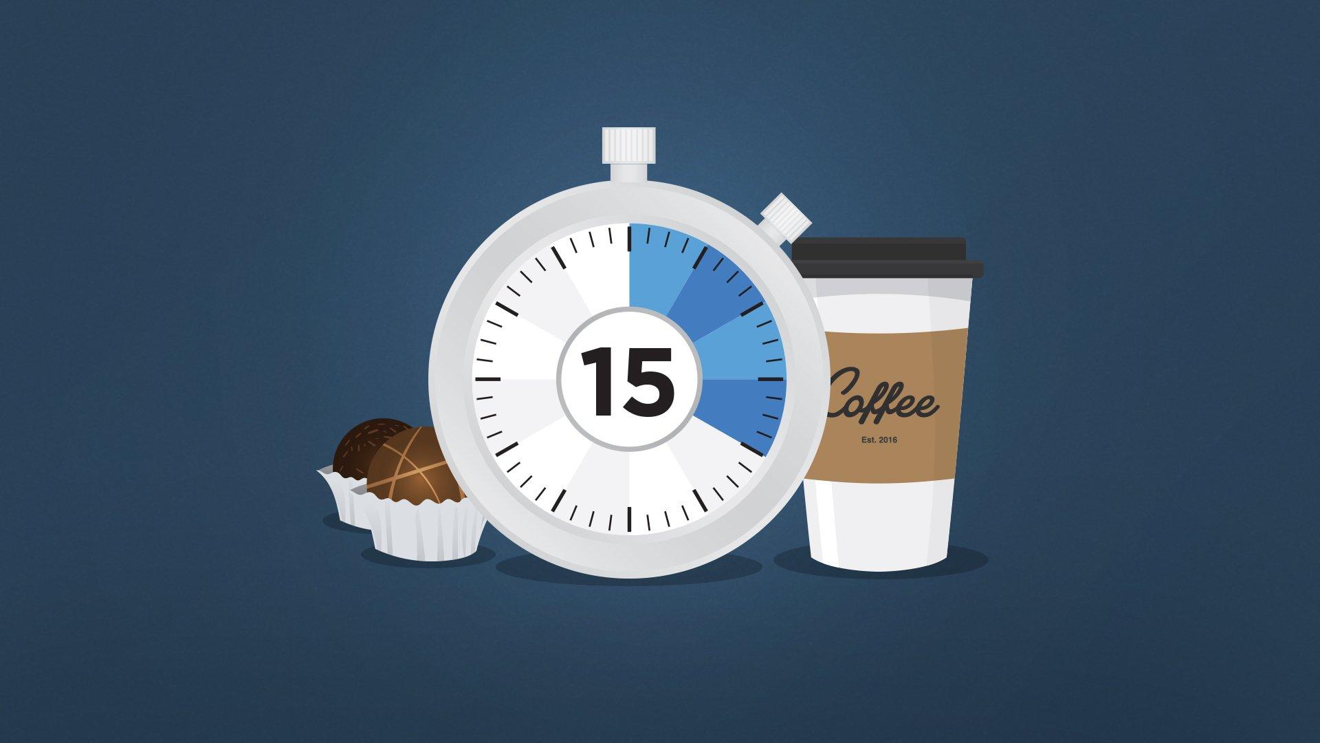 Fundamentals of the Complete 15-Minute Break | Teamwork.com