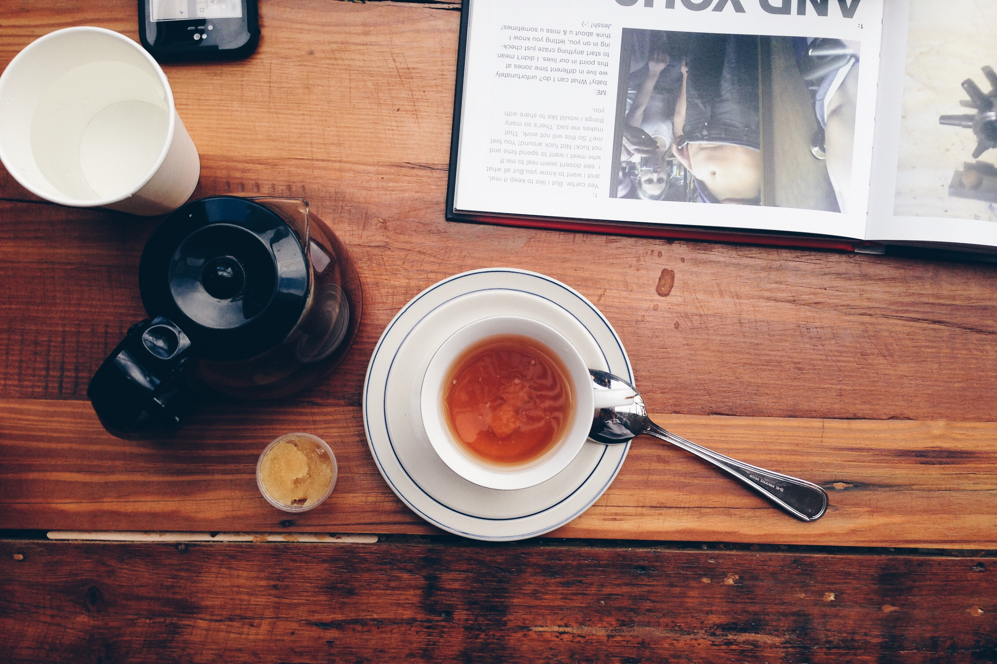 Break, Coffee, Heat, Hot, Newspaper, HQ Photo