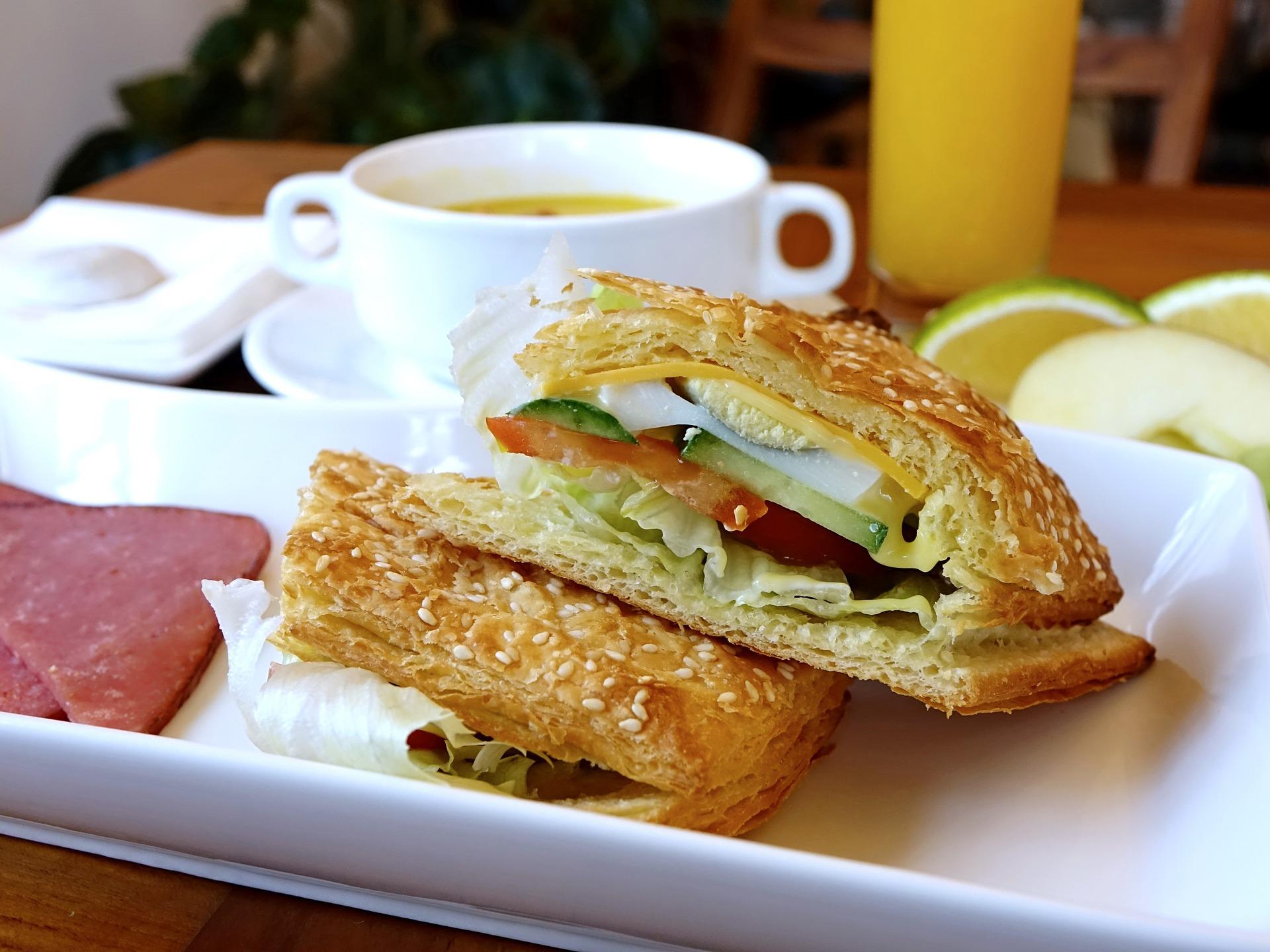 Breakfast Food, Baked, Breakfast, Brunch, Cafe, HQ Photo