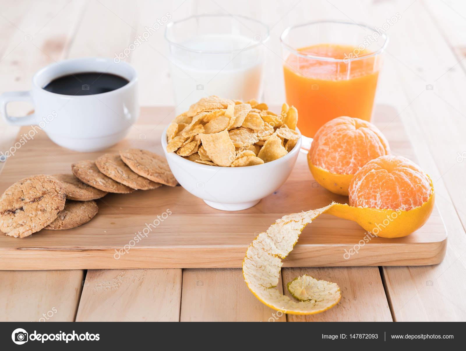 Breakfast set photo