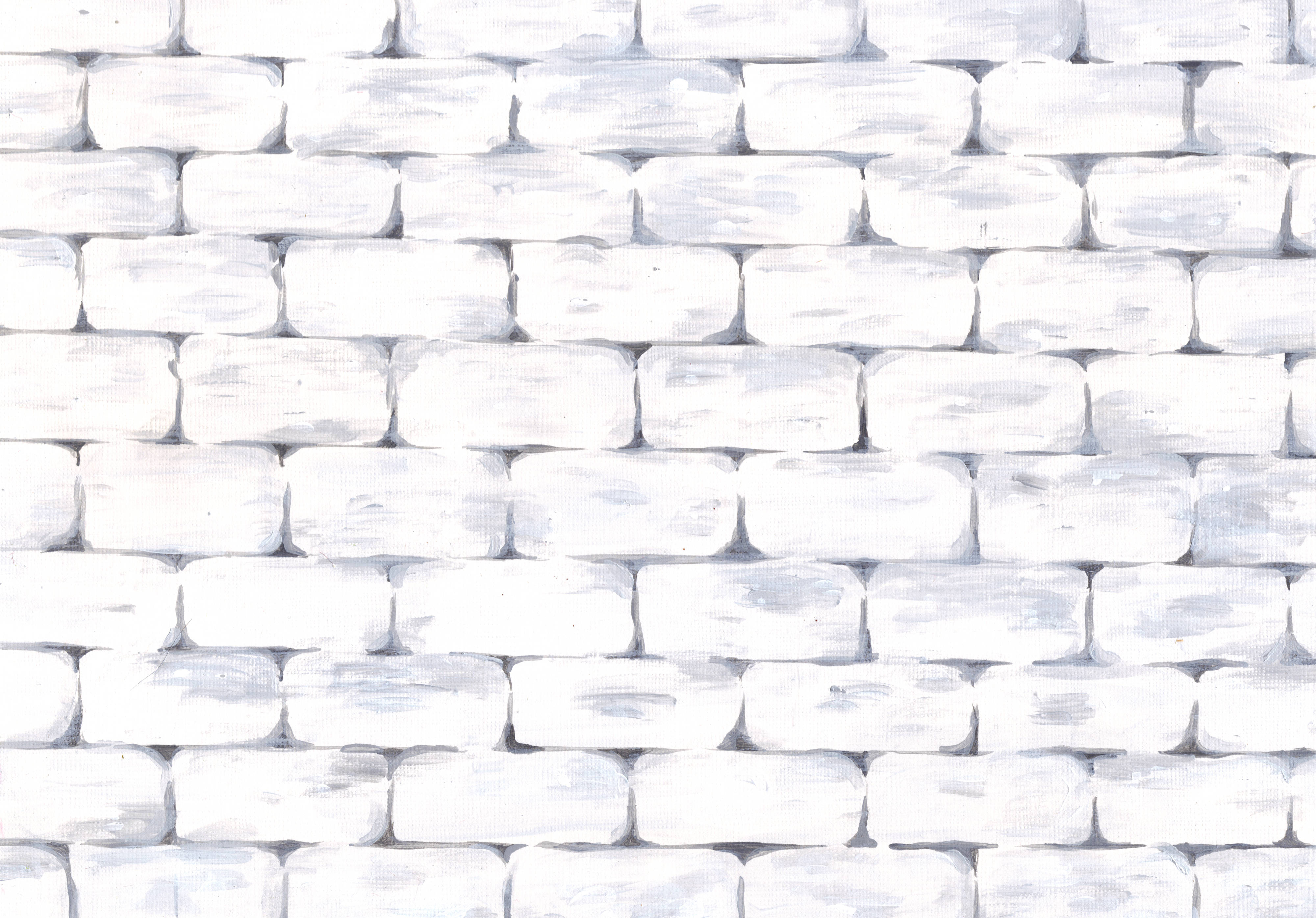 White Brick Wall Paint Texture Background (JPG)   OnlyGFX.com