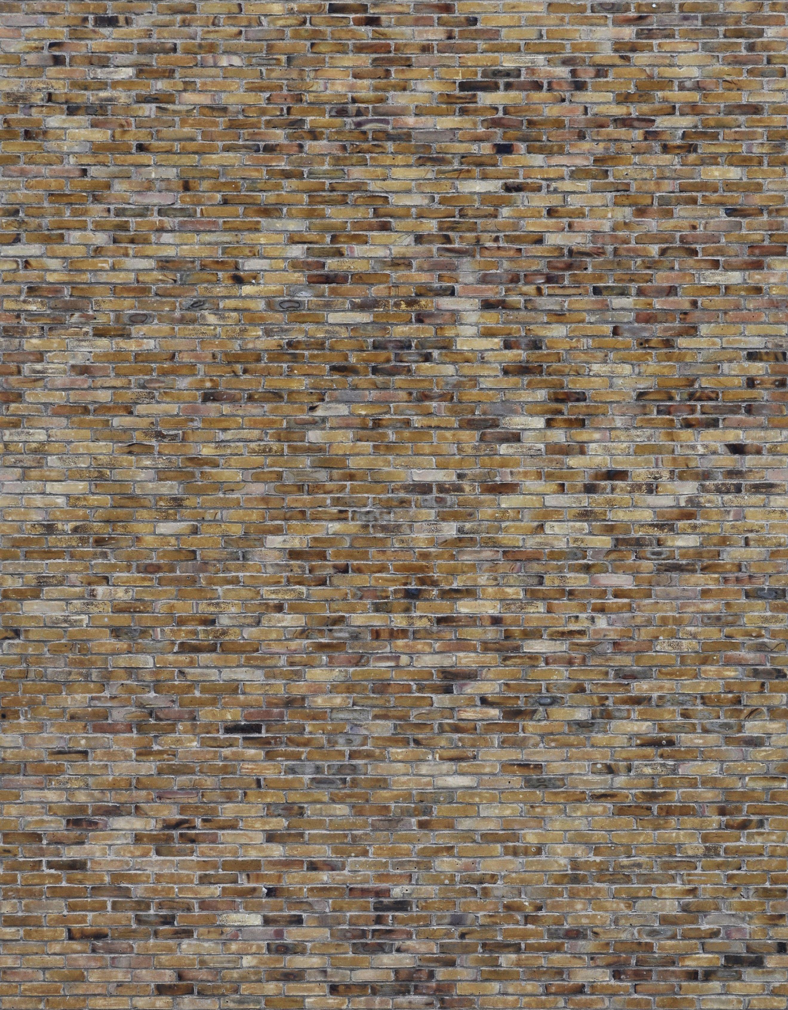 reclaimed london stock brick seamless texture | materials + textures ...