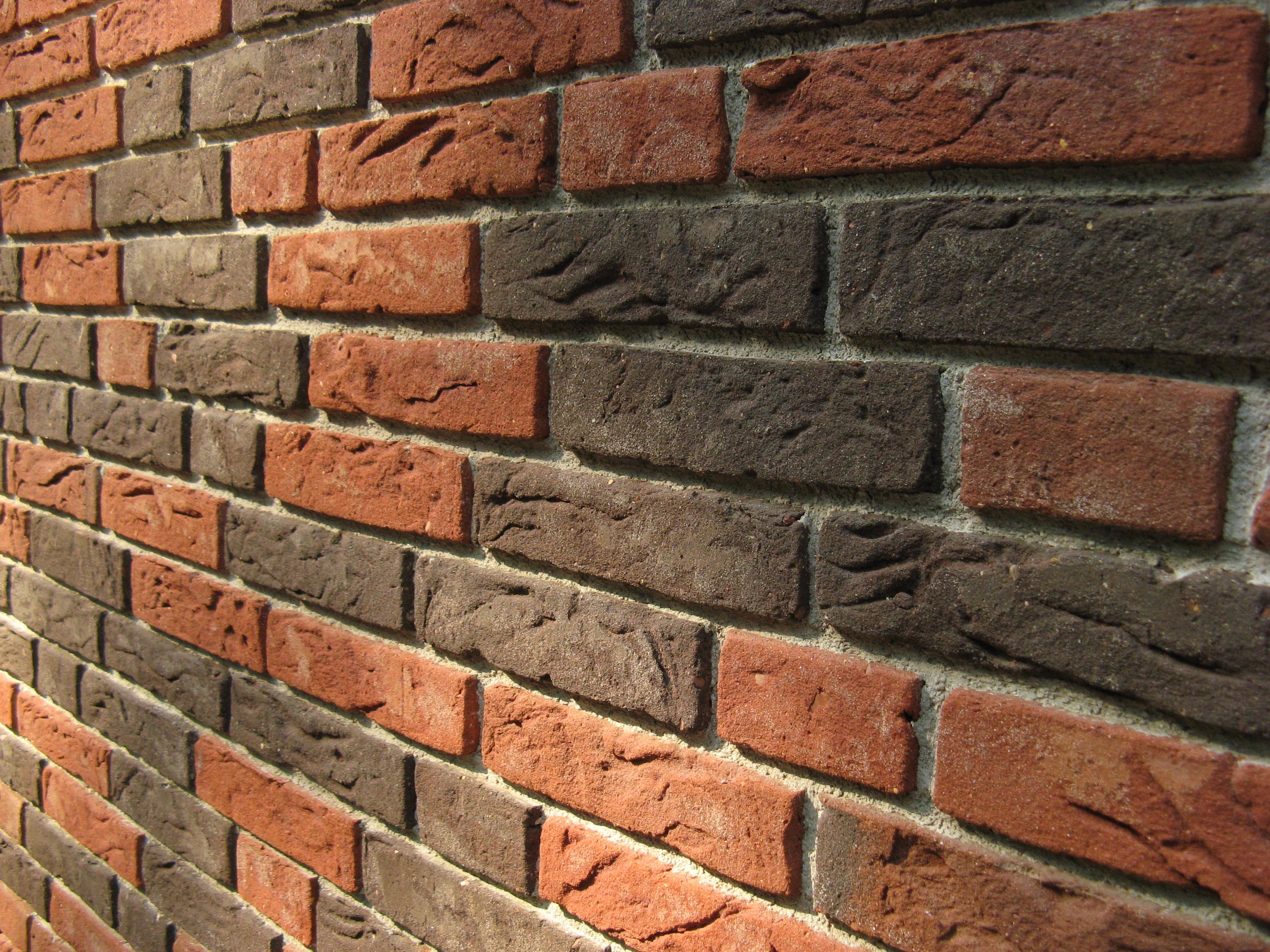Free Brick texture (brickwork, course, stretcher)