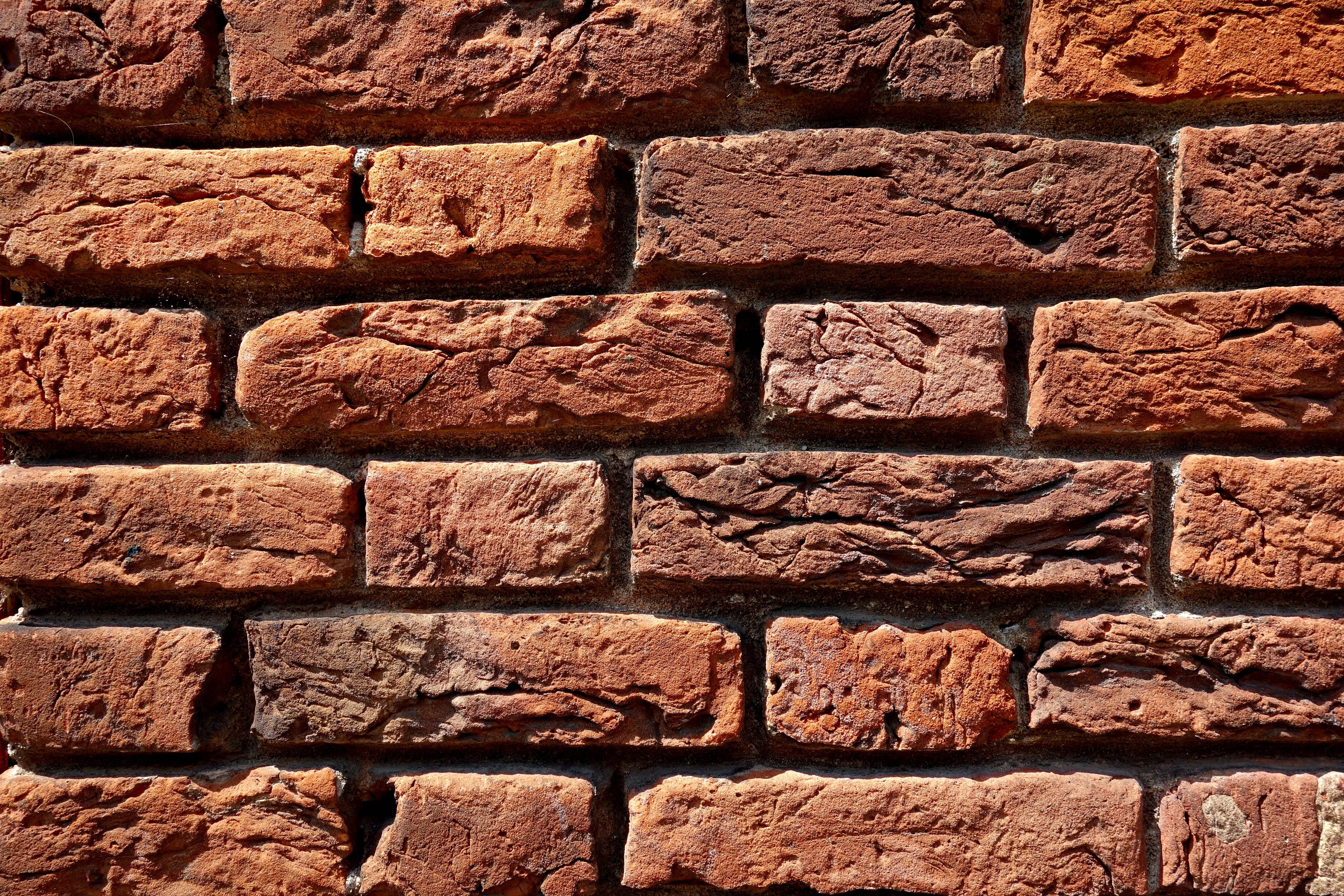 Free stock photo of brick, brick texture, brick wall