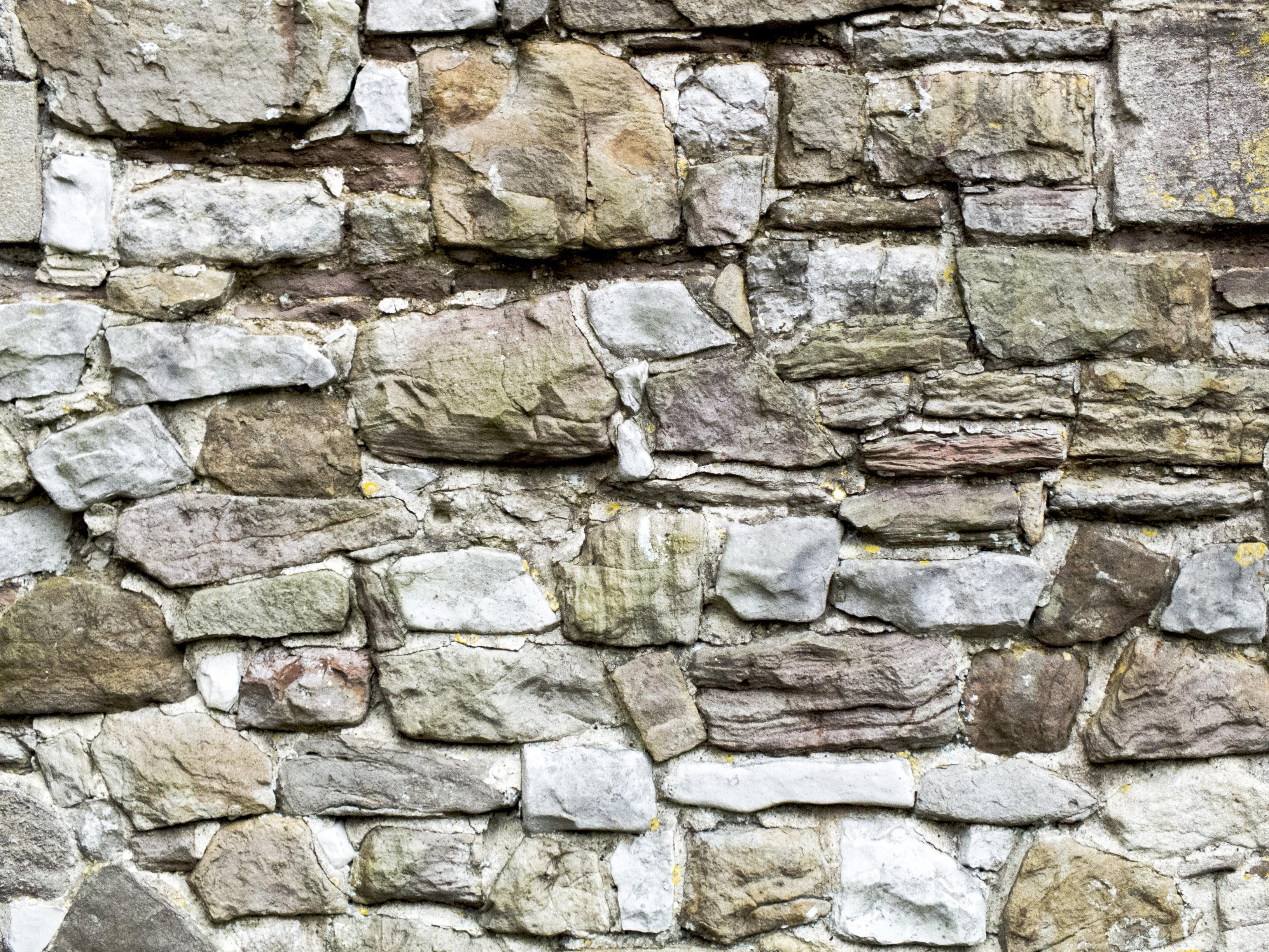 Brick Wall, Brick, Stone, Texture, Wall, HQ Photo