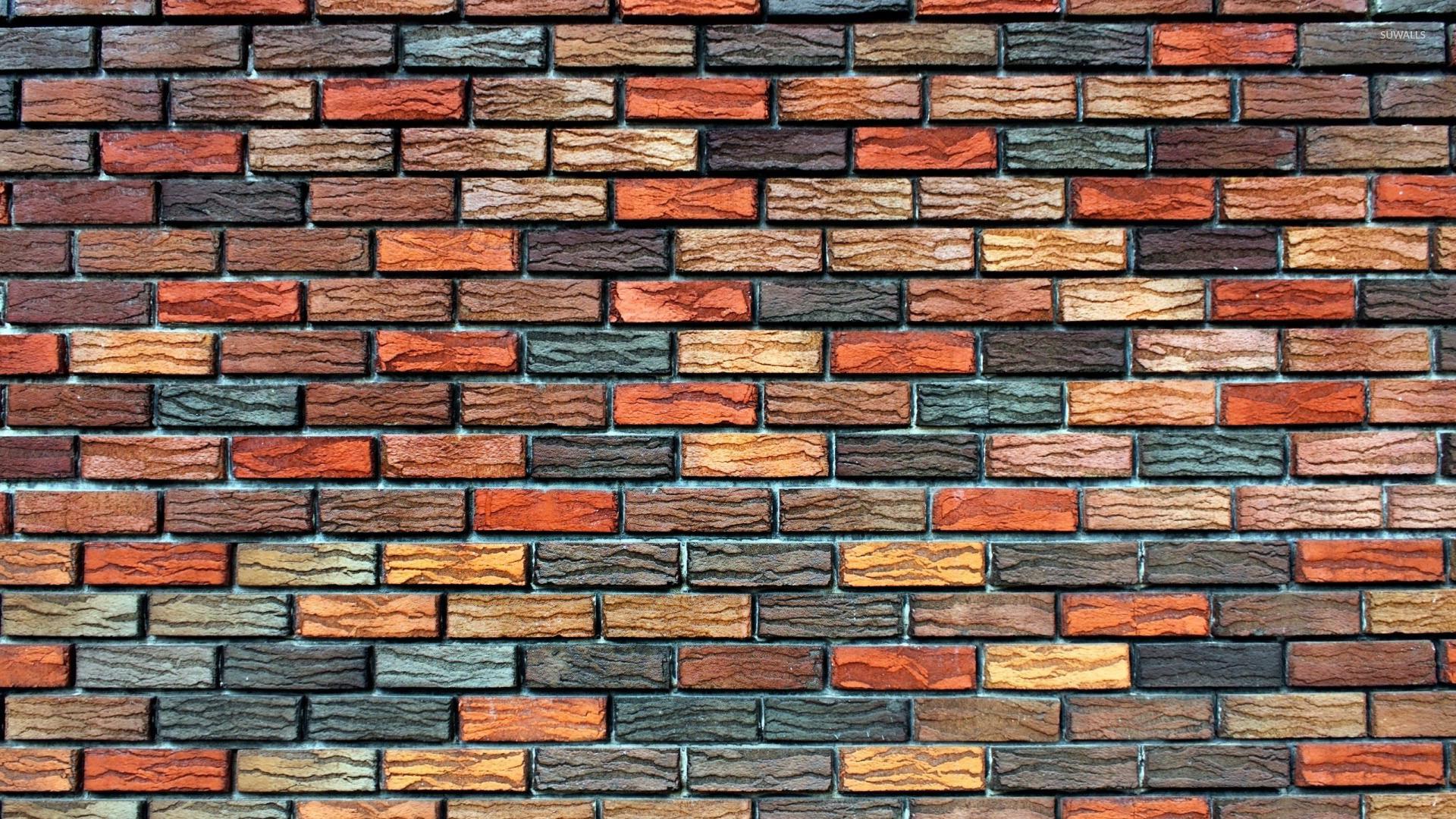 Brick wall wallpaper - Photography wallpapers - #22360
