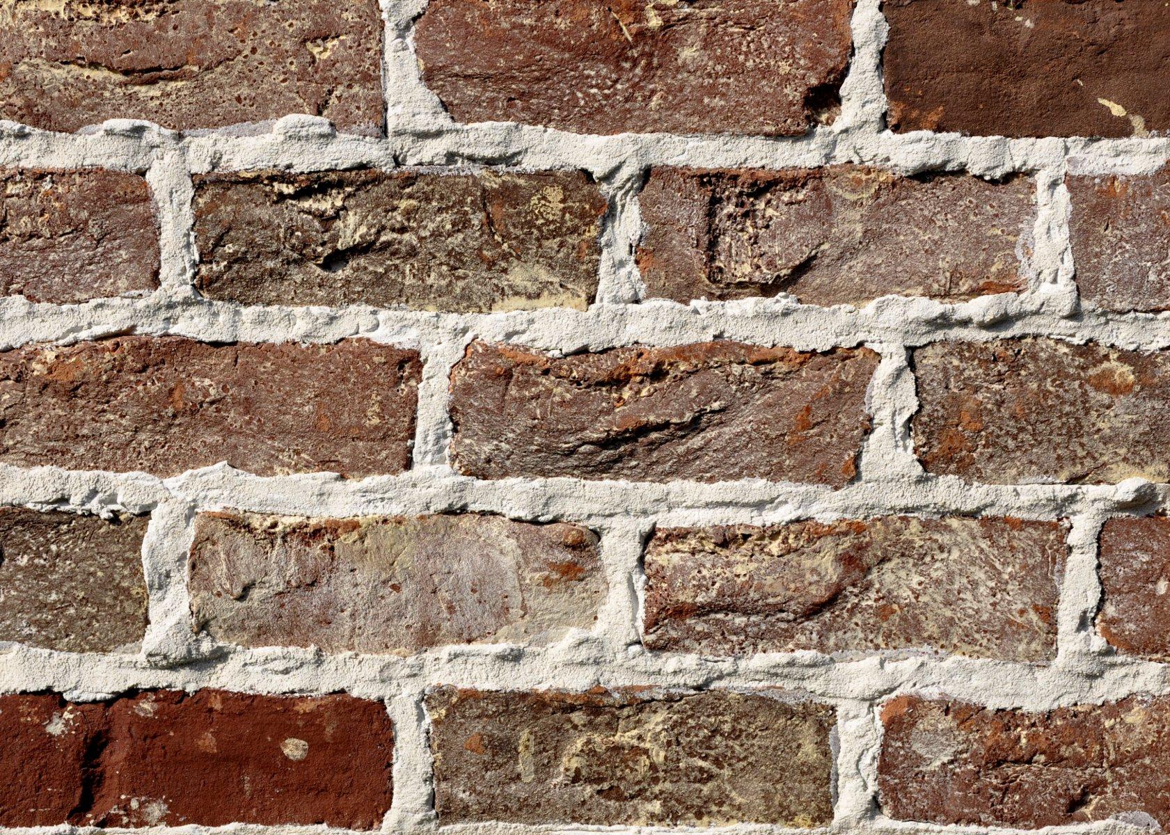 Brick Wall, Abstract, Rock, Line, Masonry, HQ Photo
