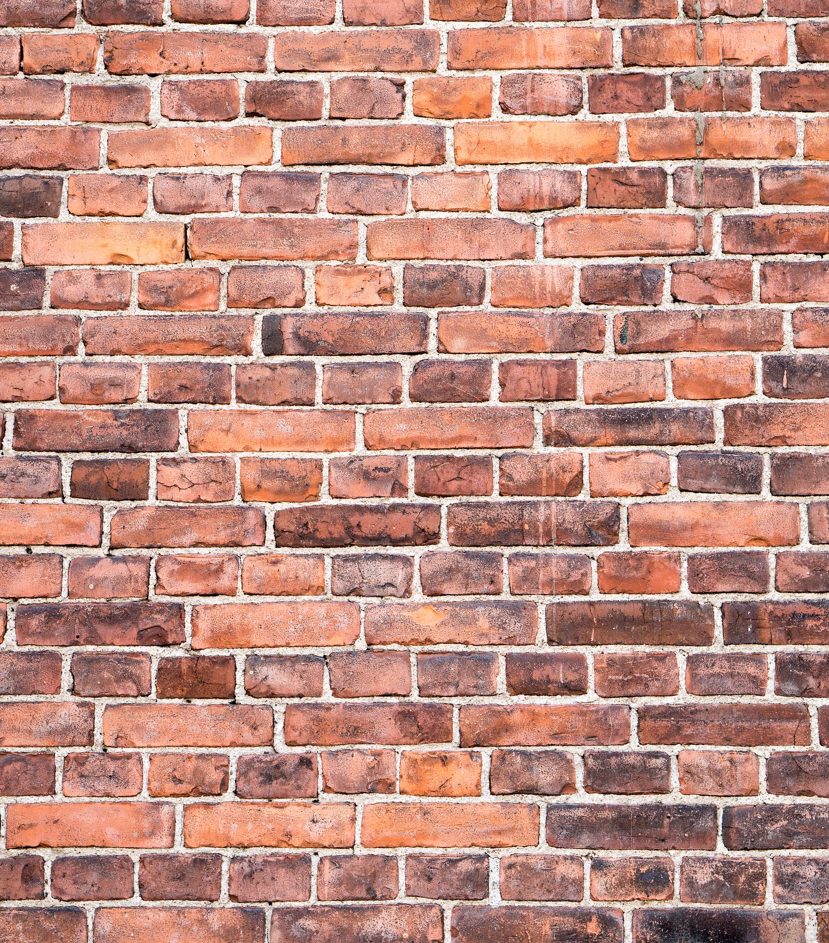 Brick Wall, Architecture, Block, Brick, Construction, HQ Photo
