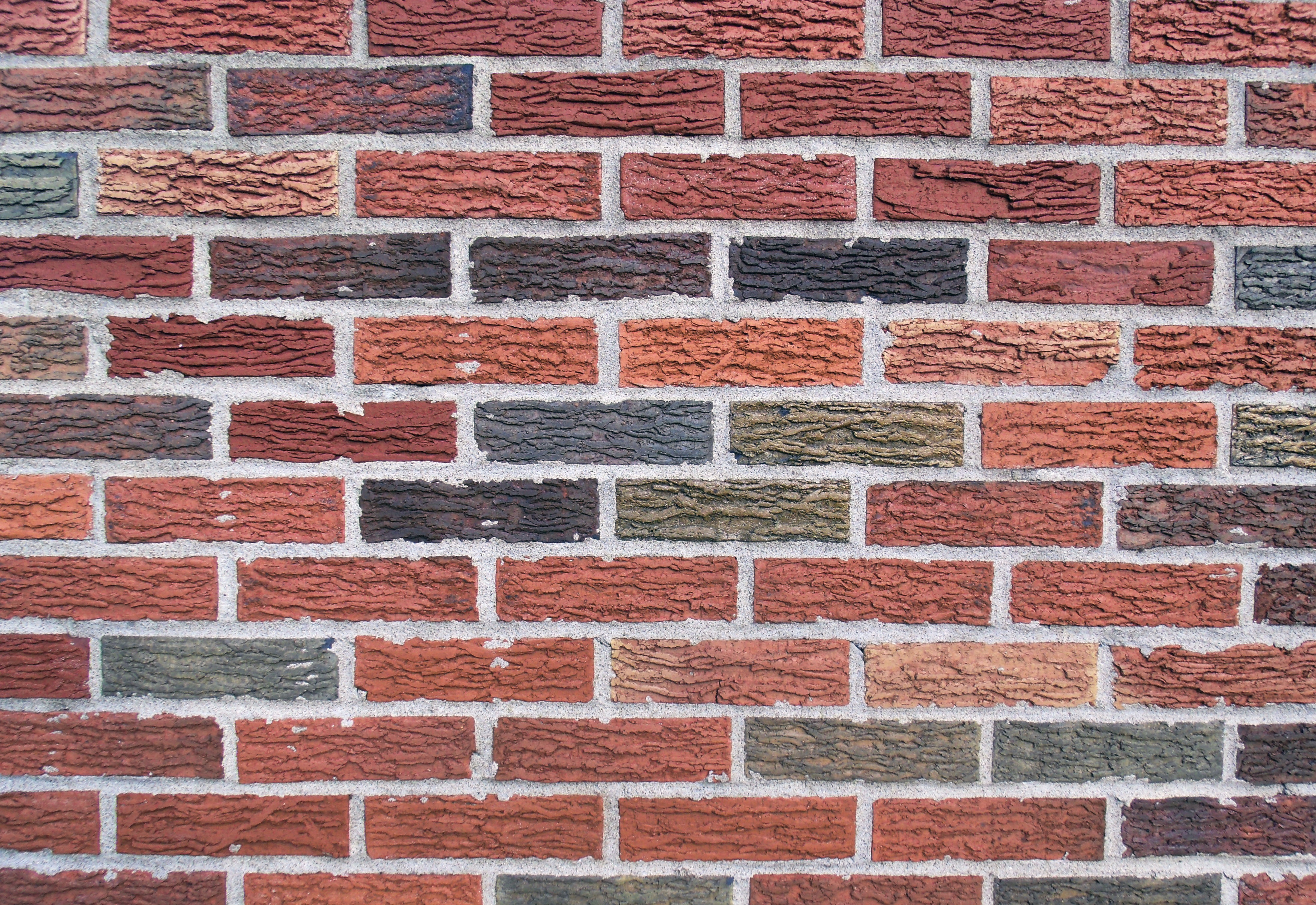 Brick Wall, Brick, Brickwall, Red, Wall, HQ Photo