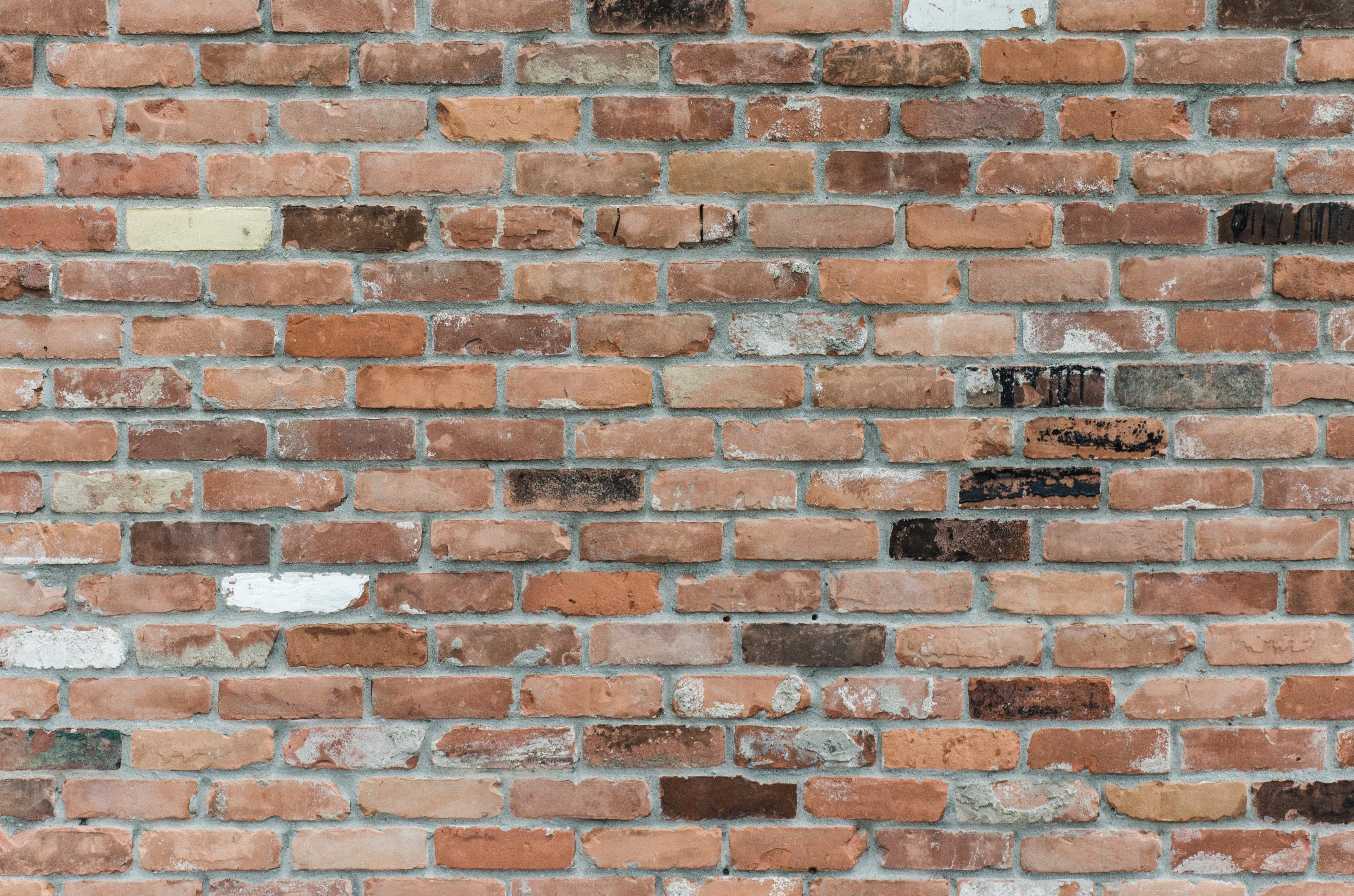 Free stock photos of brick wall · Pexels