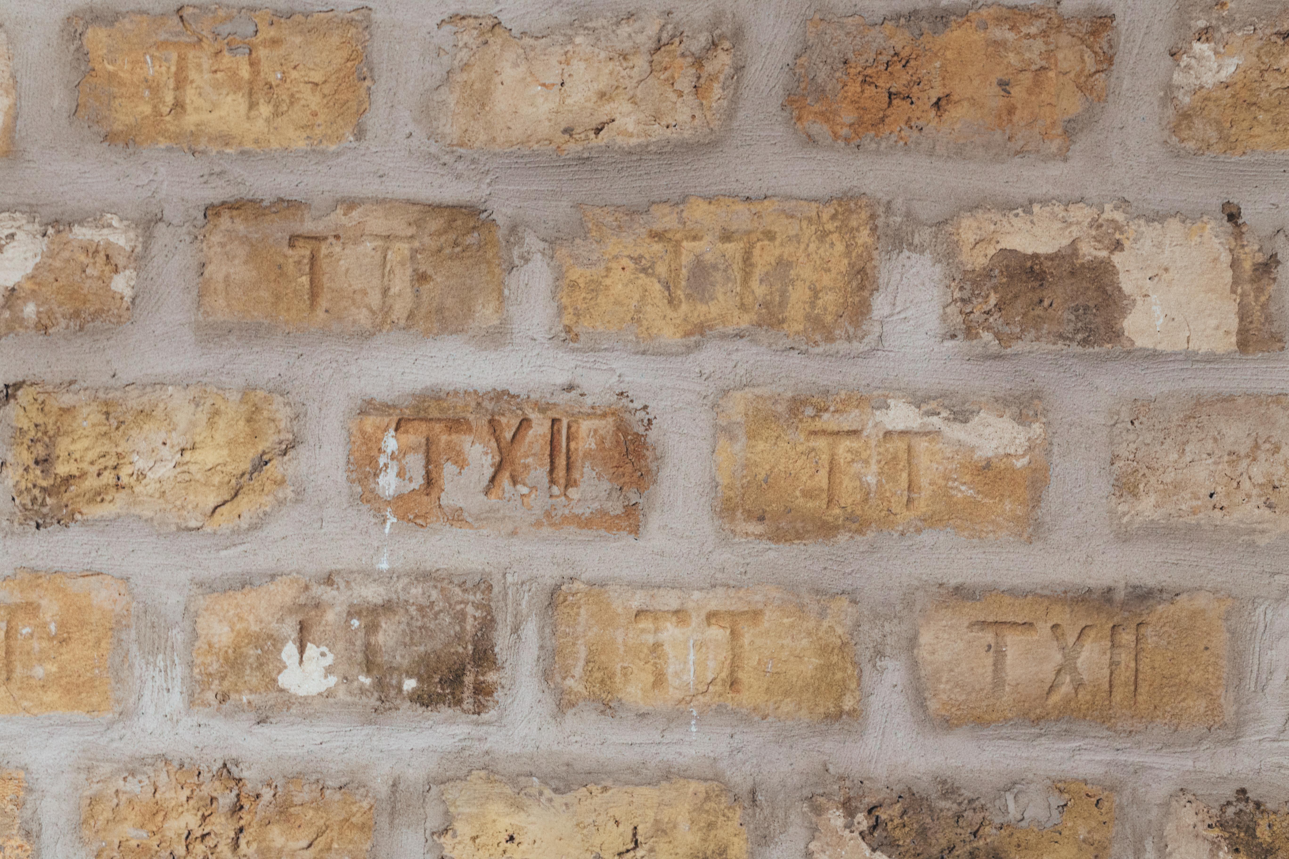 Brick Wall Texture, Brick, Texture, Wall, HQ Photo