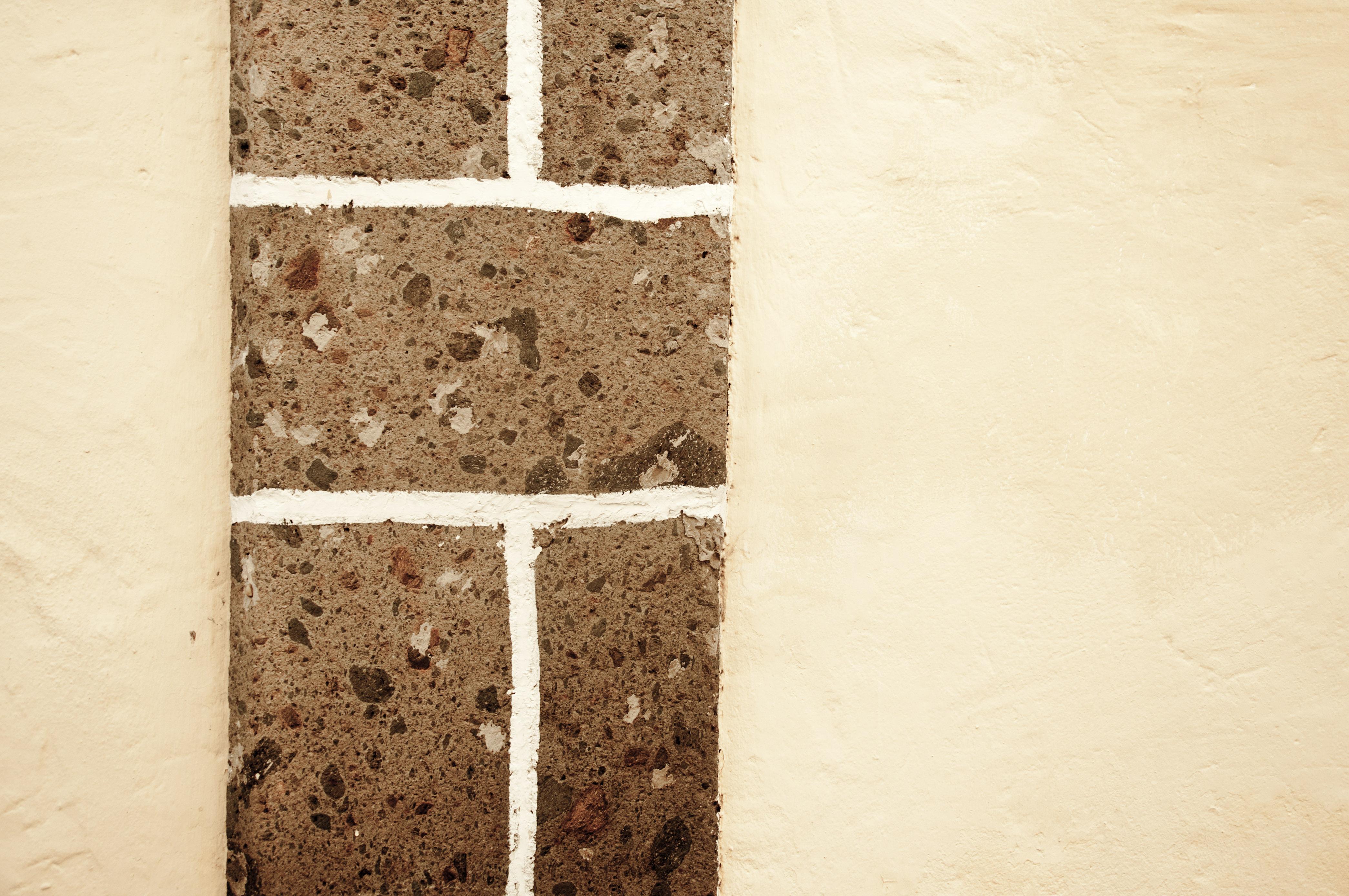 Brick wall texture photo