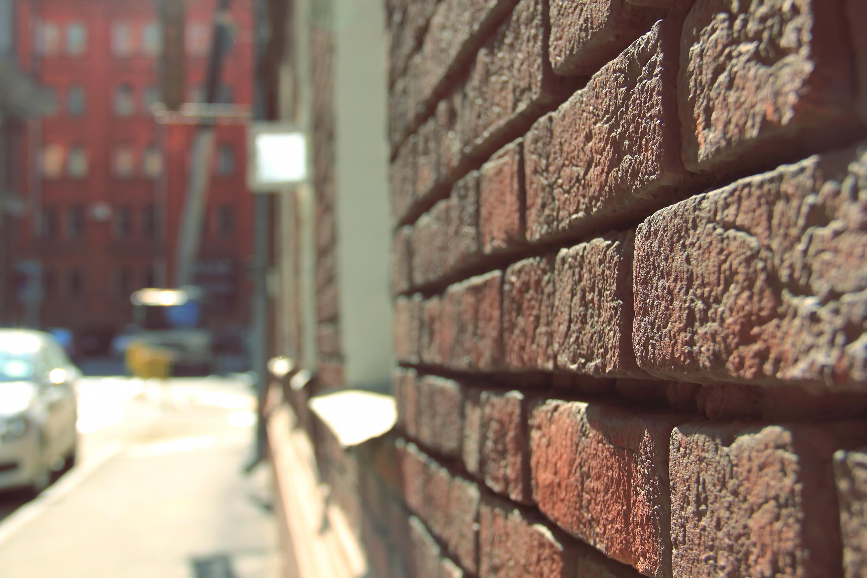 Brick wall, Aged, Blocks, Bricks, Brickwall, HQ Photo