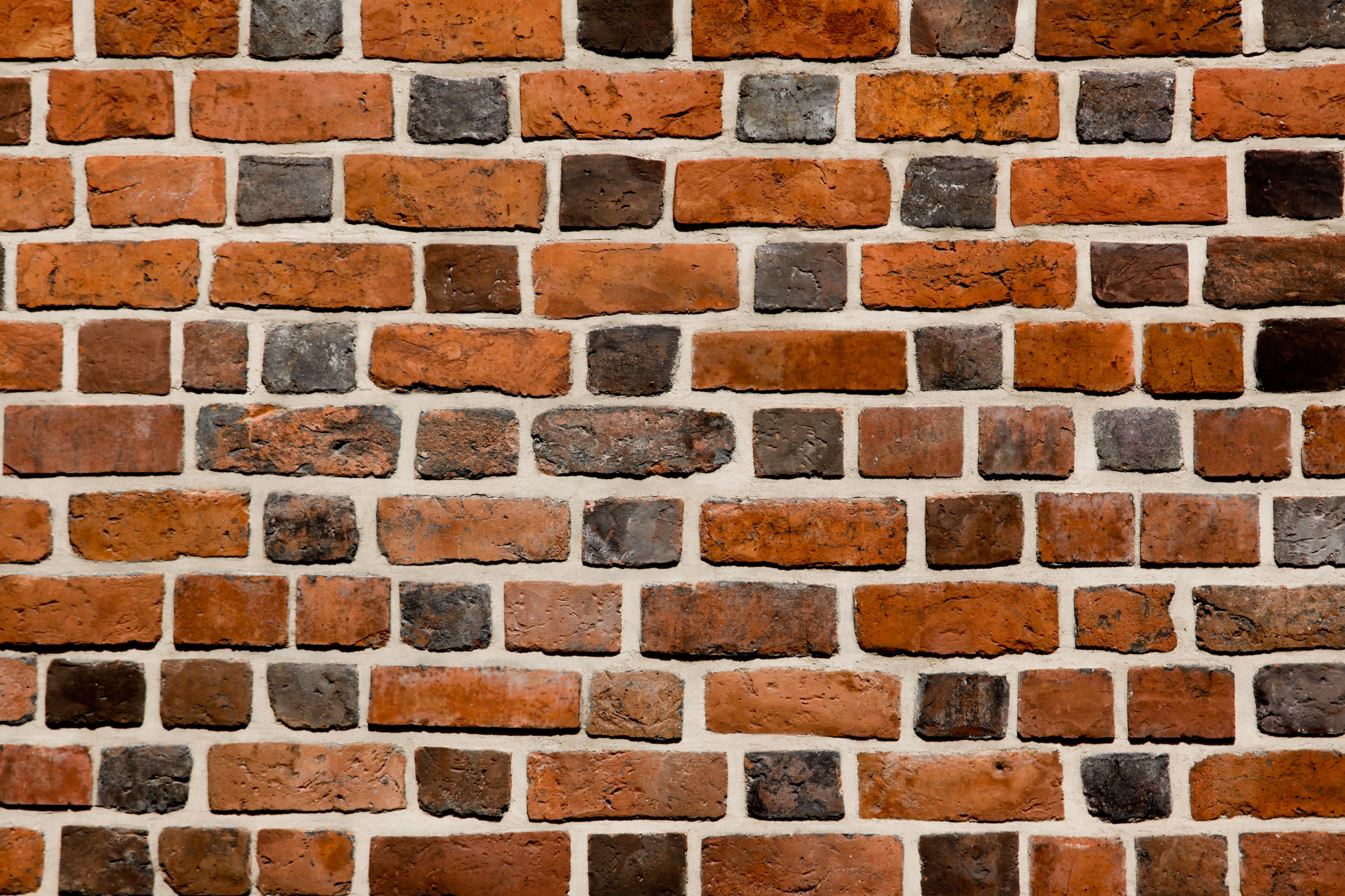 File:Brick wall close-up view.jpg - Wikimedia Commons