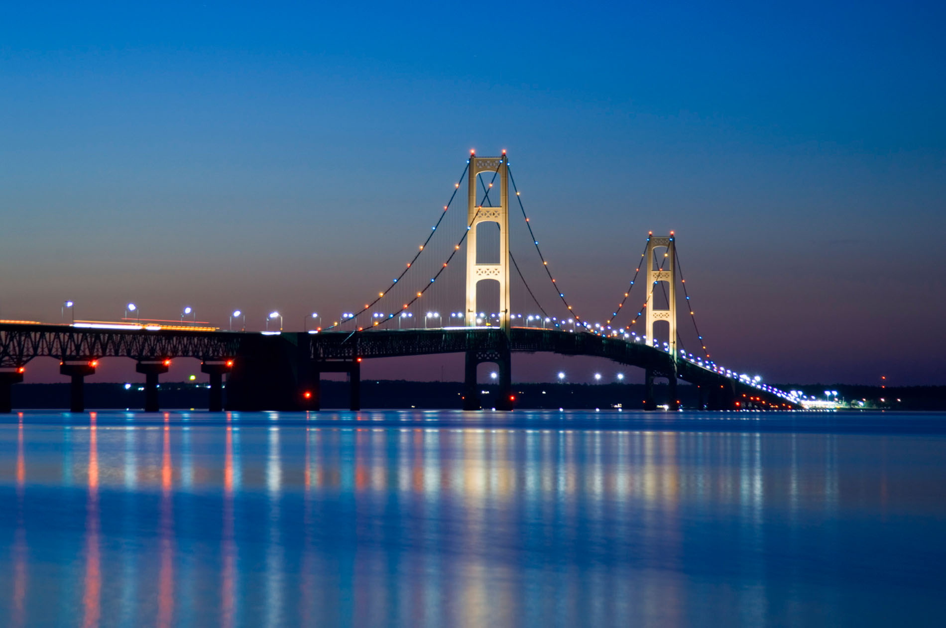 Mackinac Bridge Authority, St. Ignace Michigan