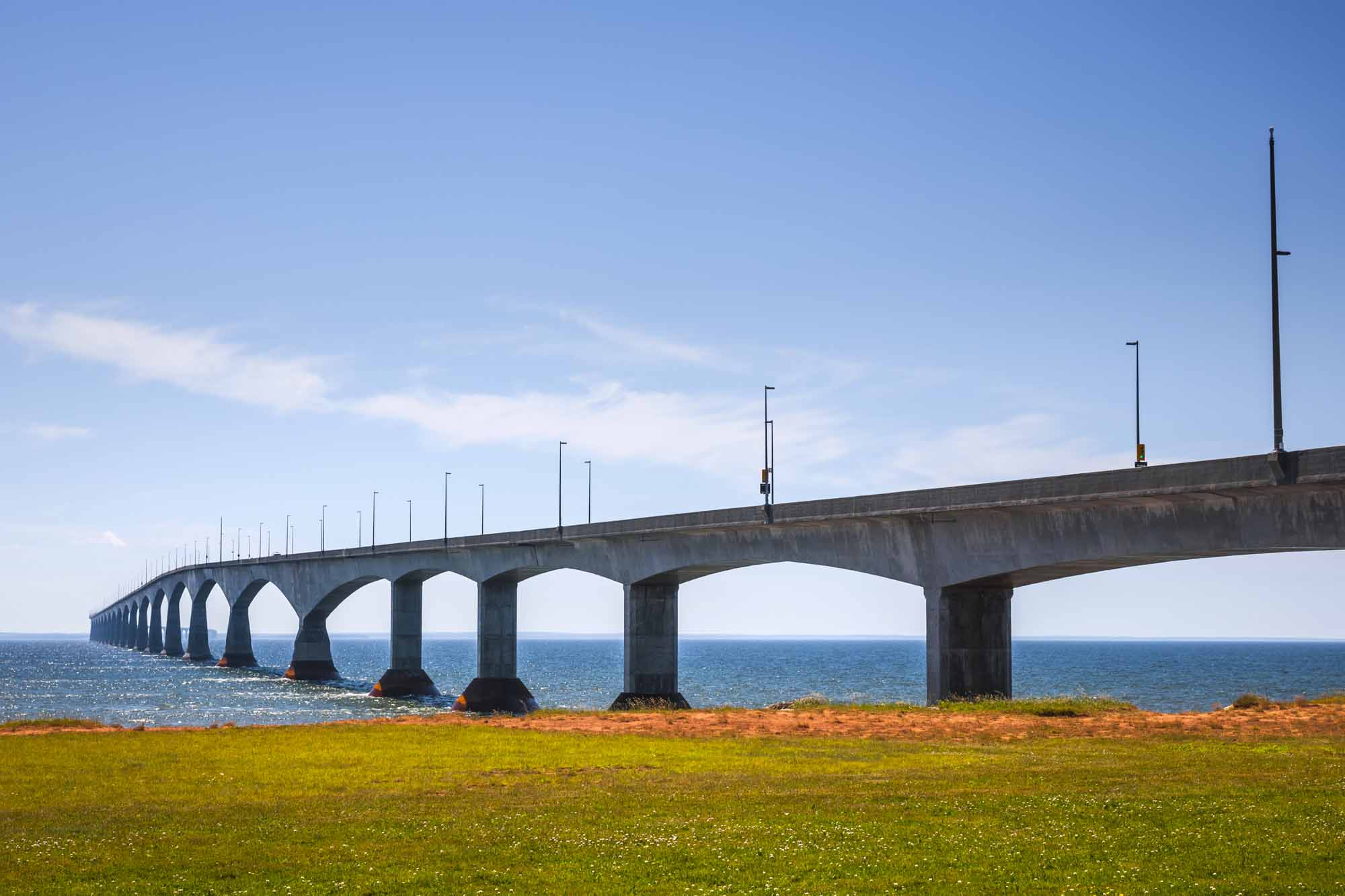 Confederation Bridge - The Canadian Encyclopedia