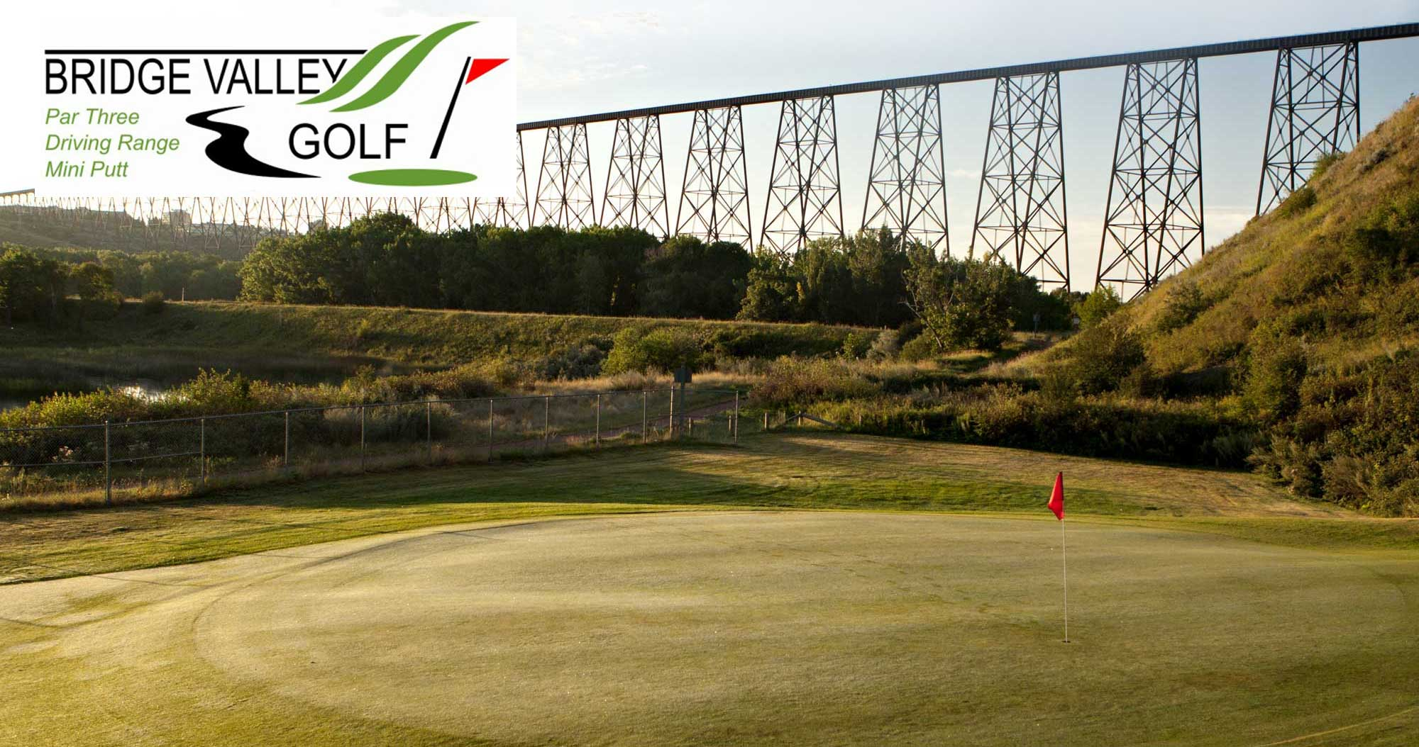 Bridge Valley Golf Lethbridge – Affordable Family Golf – Since 1960