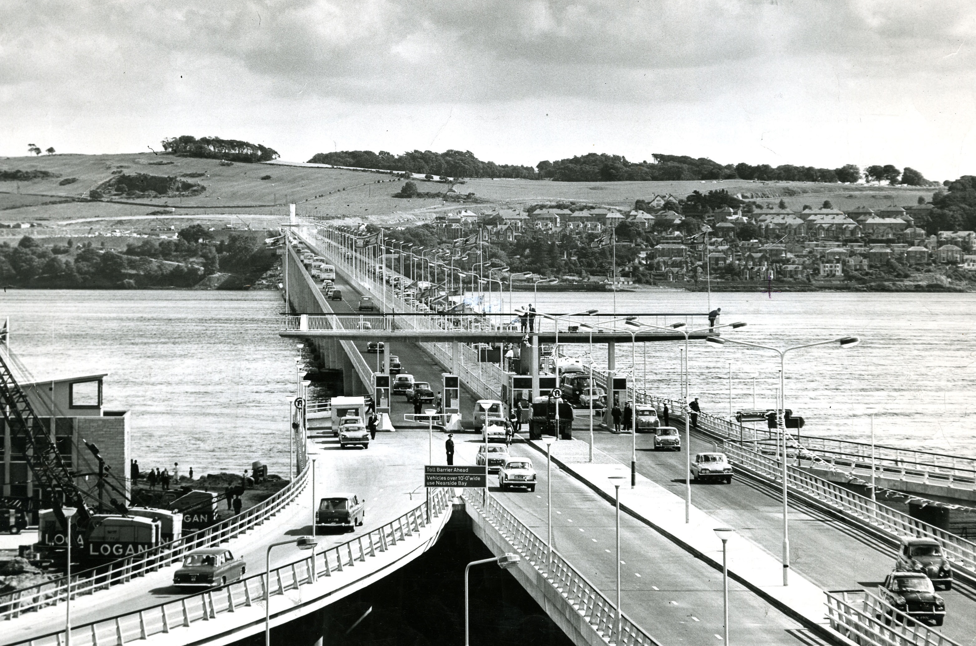On this day in 1966: Tay Road Bridge opens - Evening Telegraph