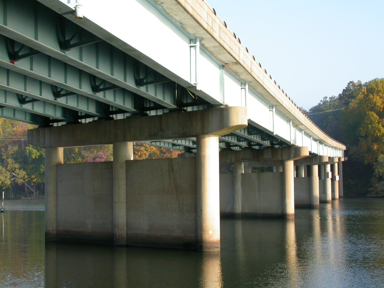 Bridge, Construction, Engineering, Traffic, Water, HQ Photo