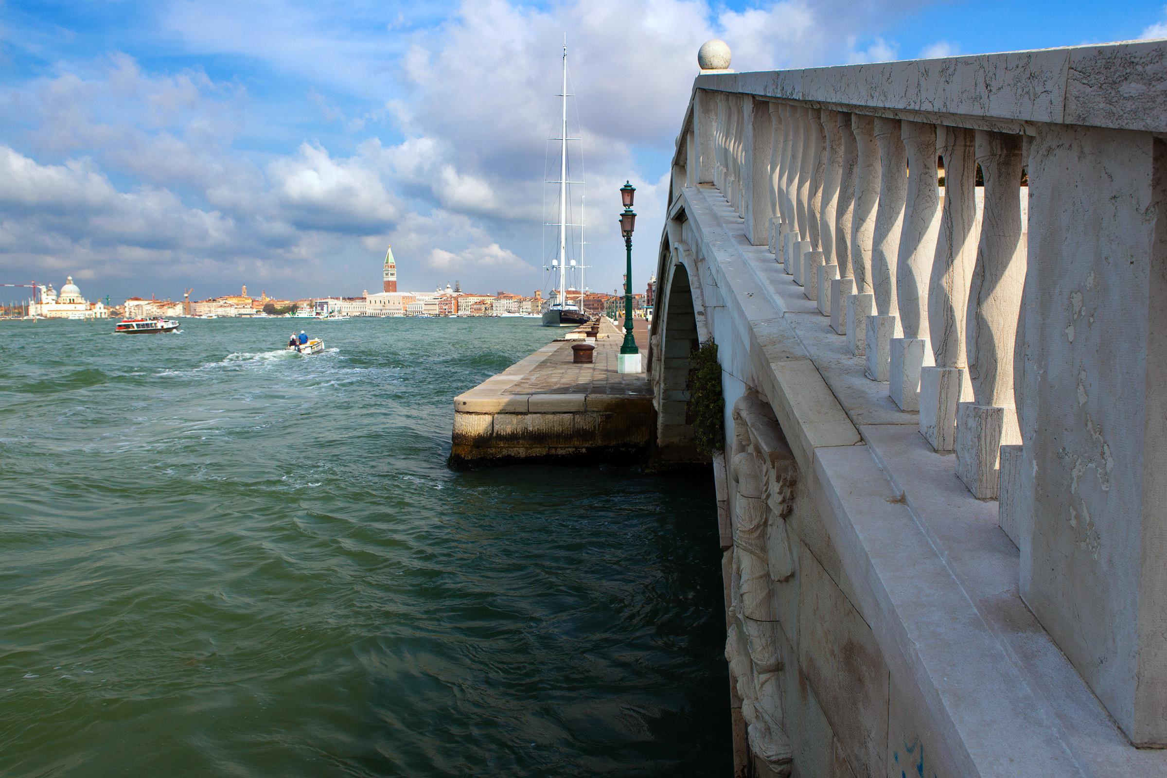 Bridge, Tourism, Italy, Landmark, Light, HQ Photo