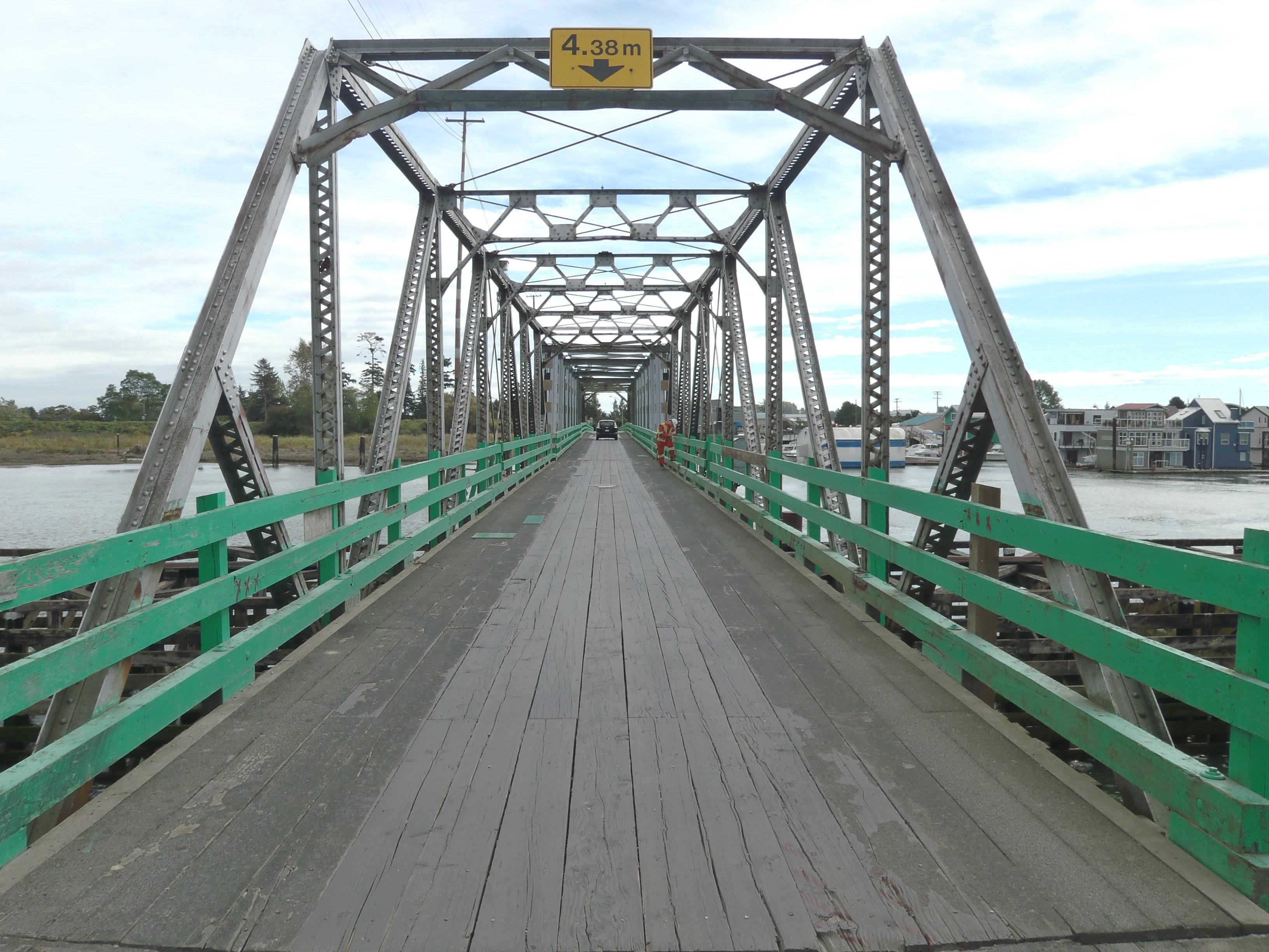 The Buzzer blog » Westham Island Bridge repair work starting Monday ...