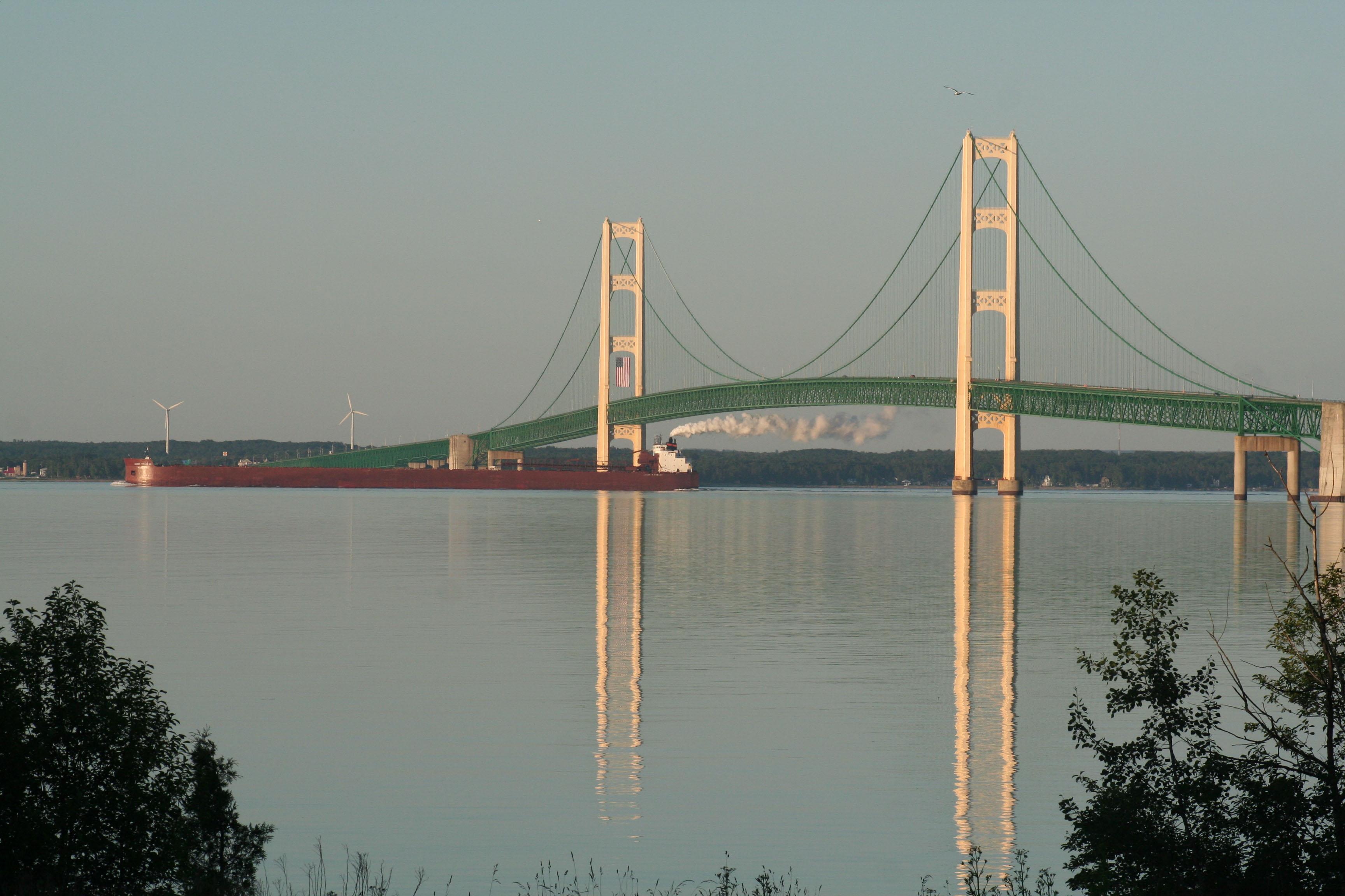 Mackinac Bridge Authority, St. Ignace Michigan