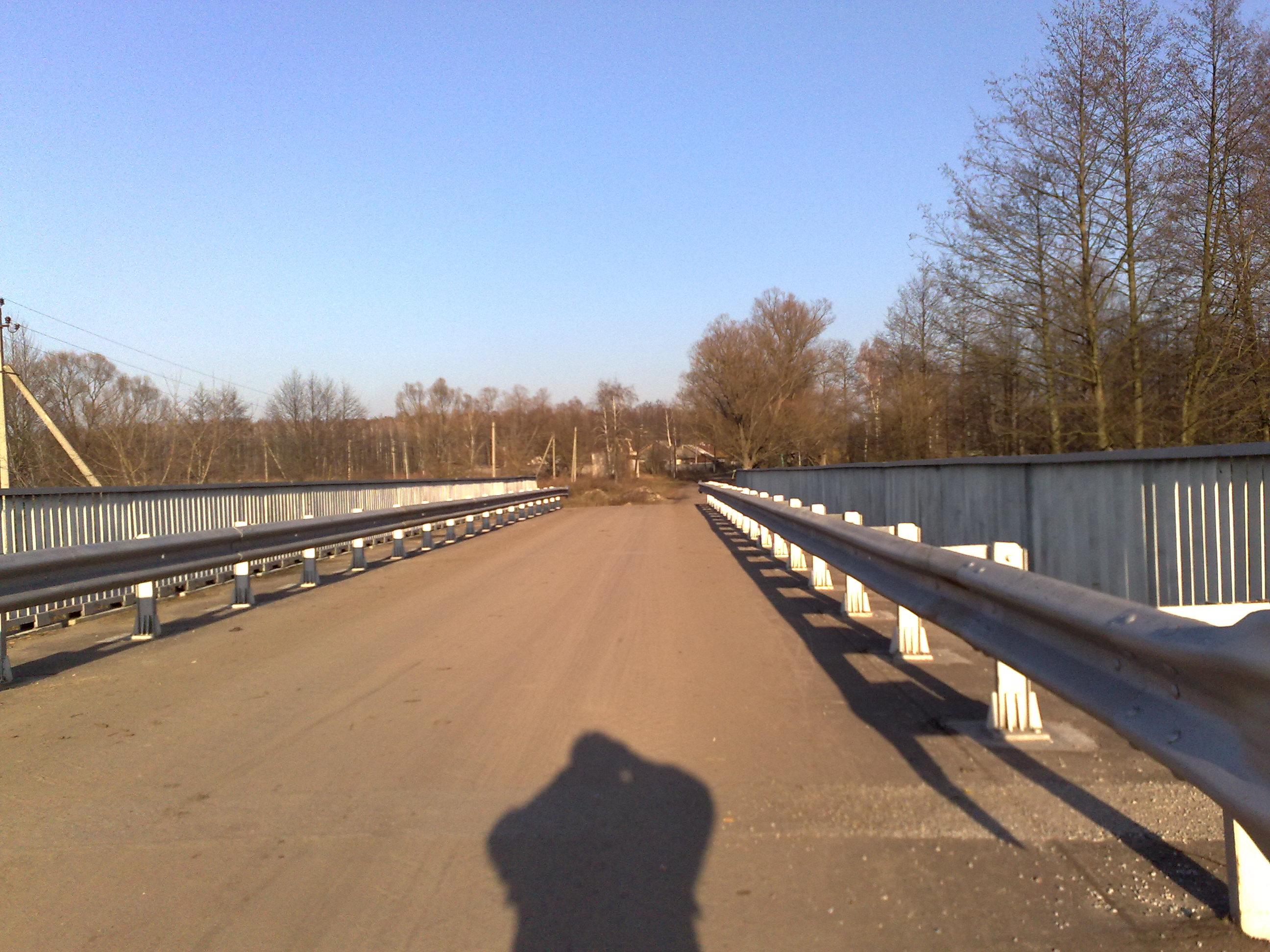 Bridge, Photographer, Rails, Shadow, HQ Photo