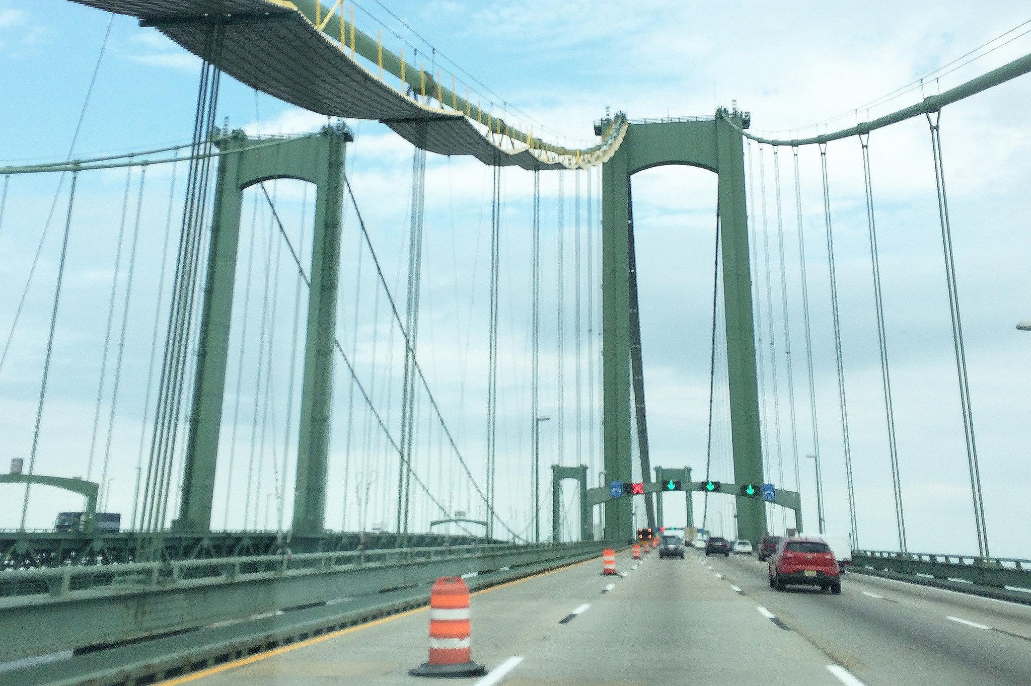 Why both spans of Delaware Memorial Bridge will shut down | NJ.com