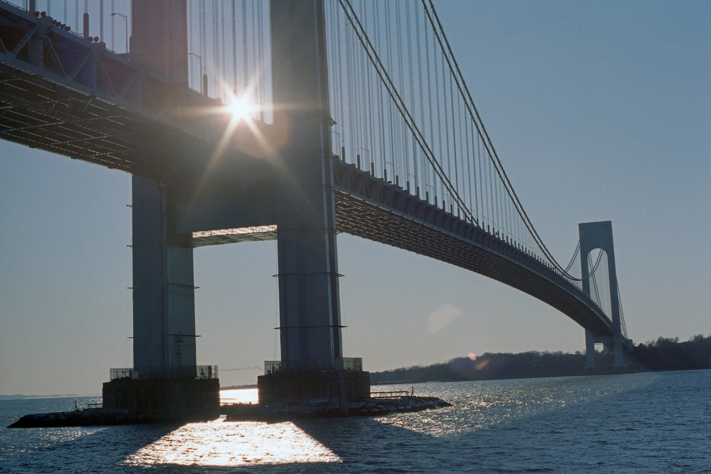 25 Things You May Not Have Known About The Verrazano-Narrows Bridge ...