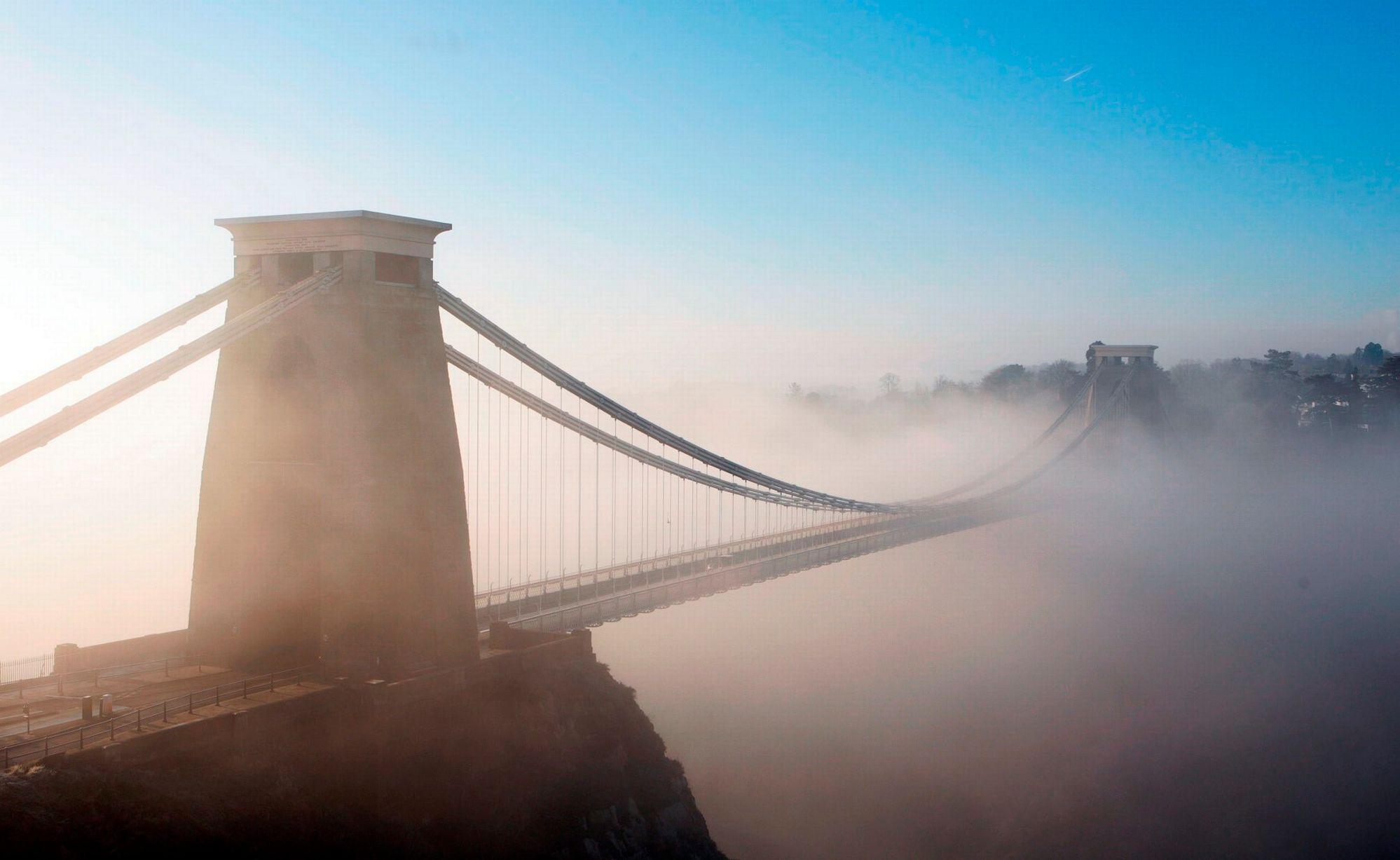 Amazing images of Clifton Suspension Bridge - Bristol Live