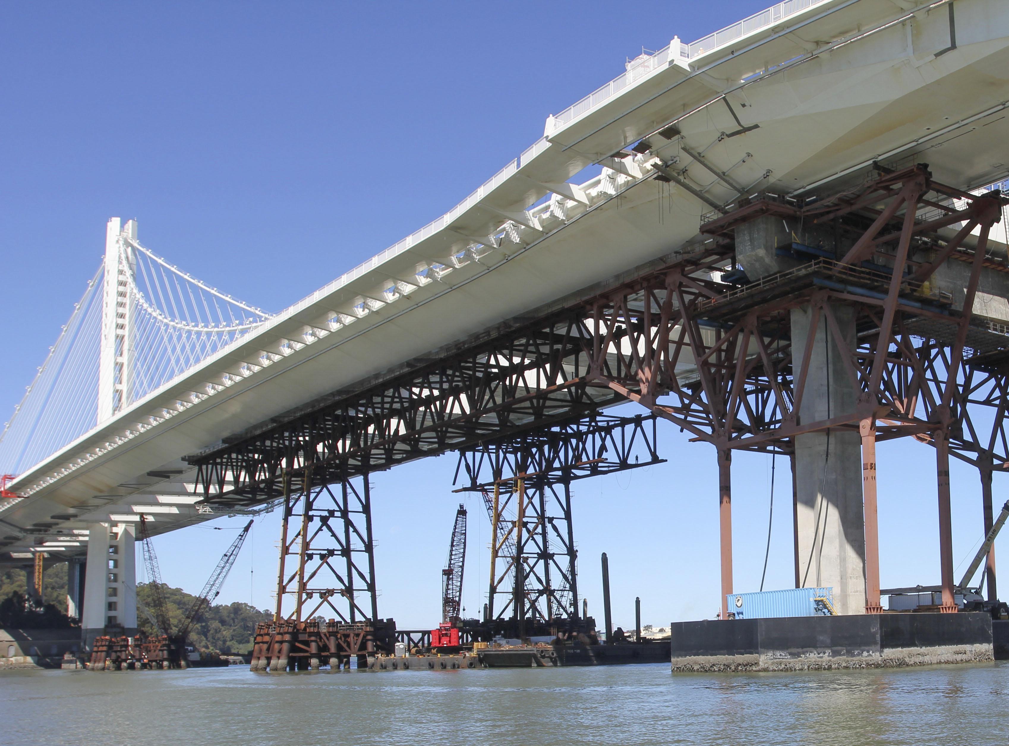 Bridge repair photo
