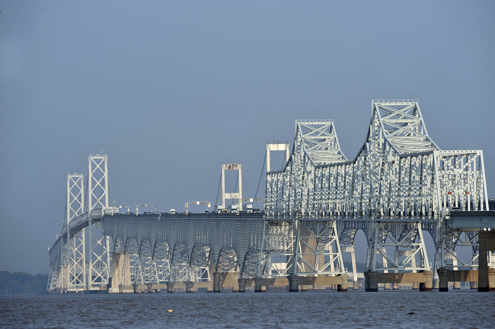 Inside Edition asks: Is the Chesapeake Bay Bridge the scariest ...