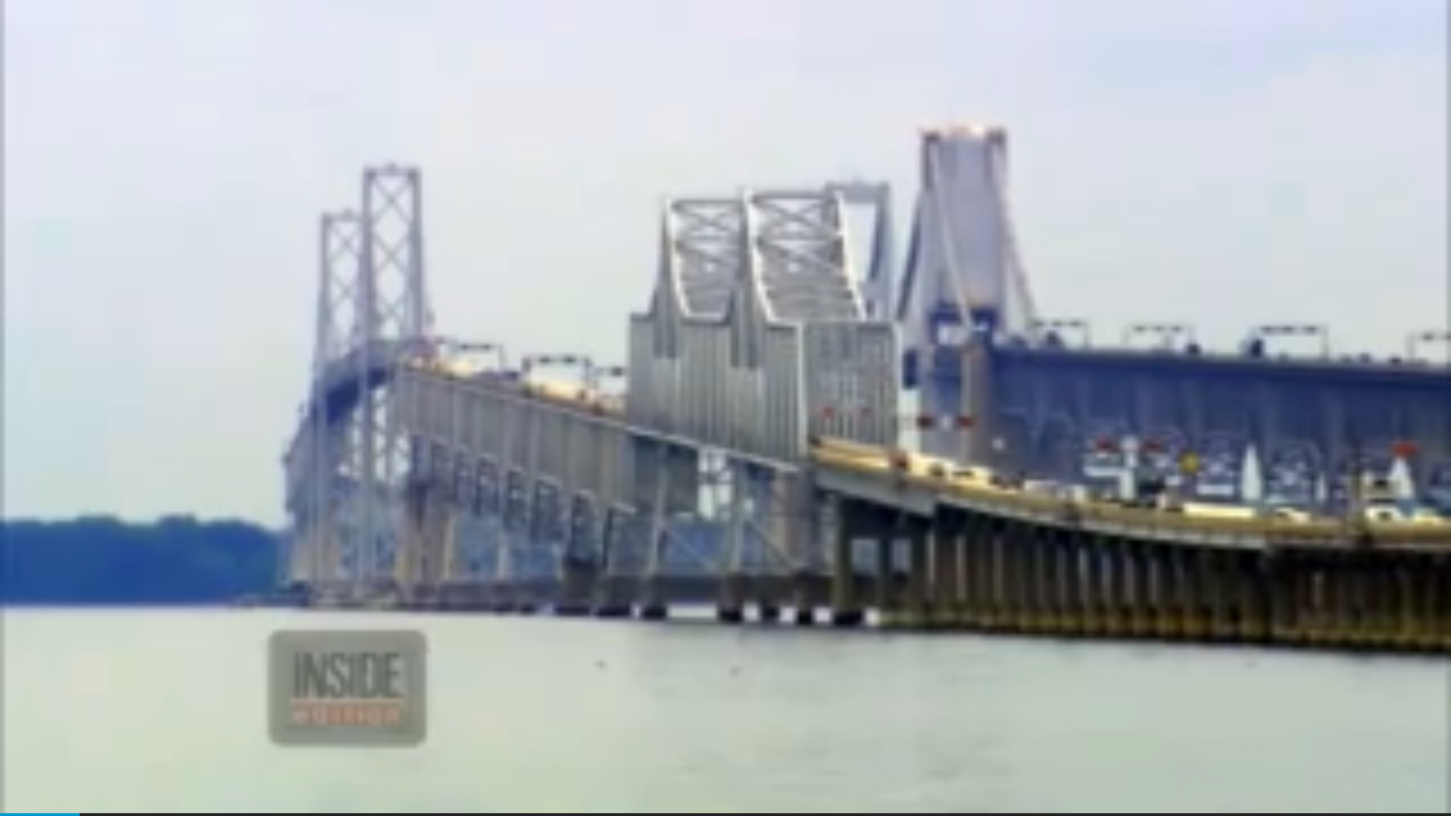 Video: Bay Bridge scariest bridge in America - Baltimore Sun