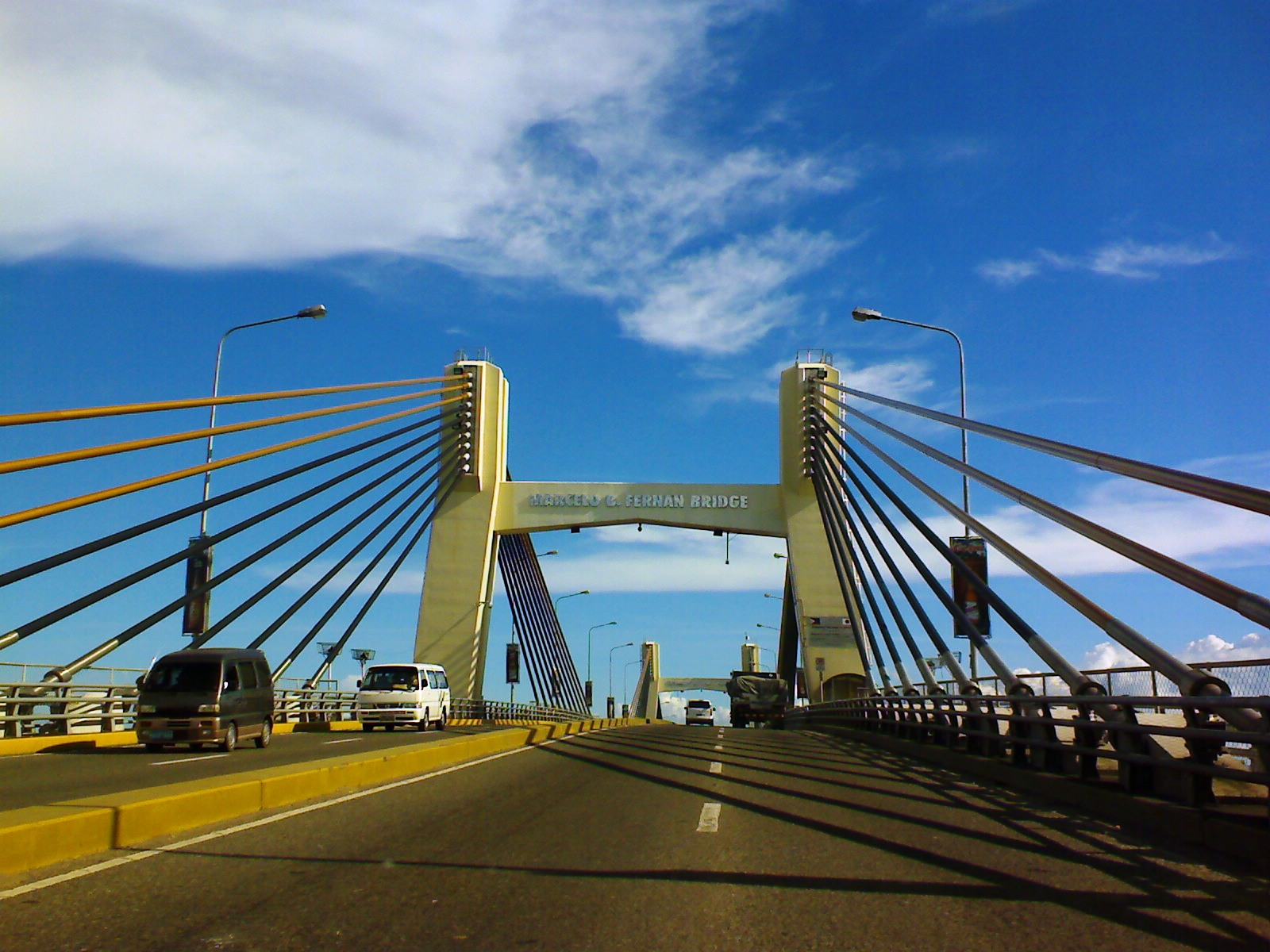 Bridge of mactan photo
