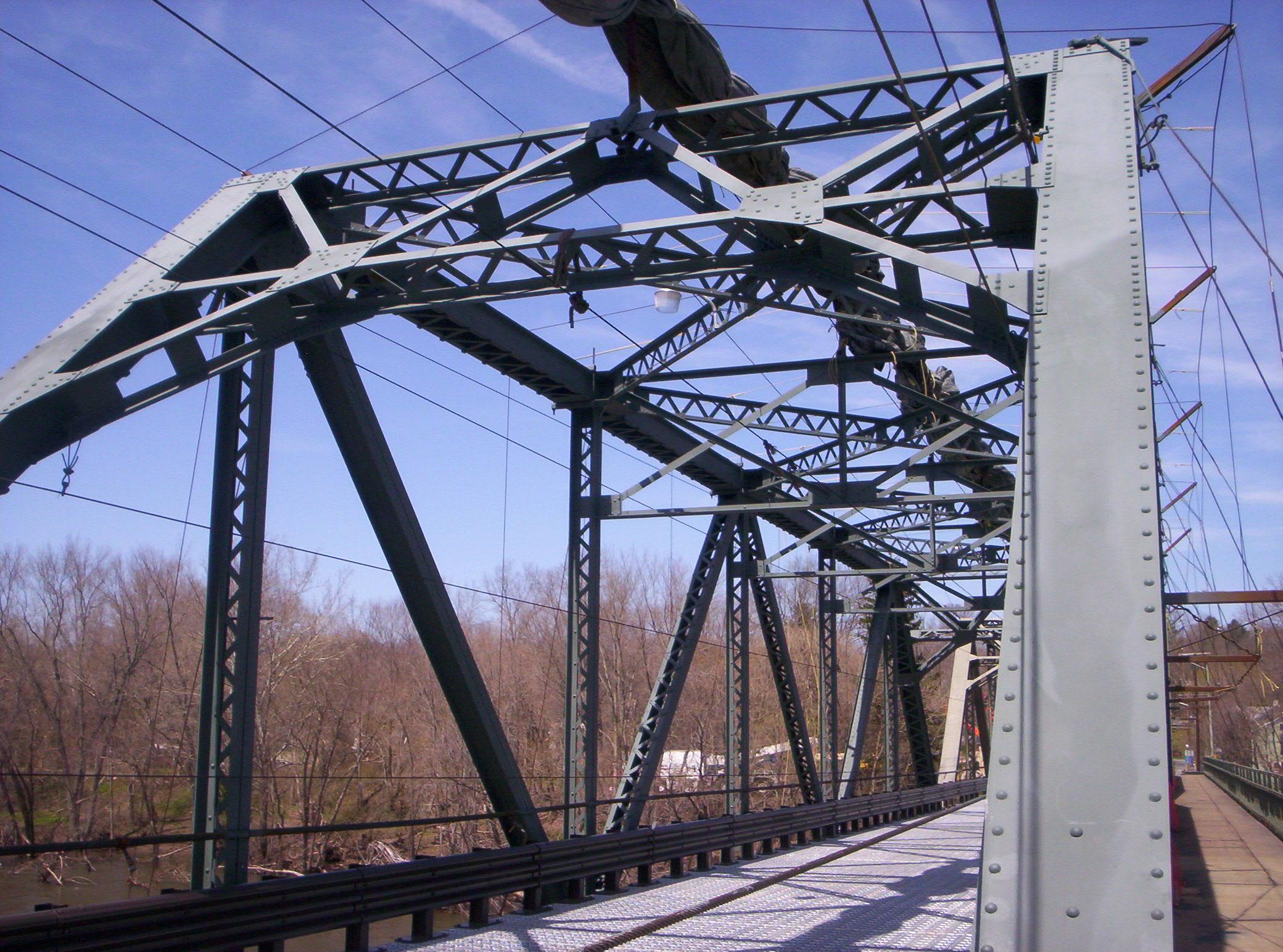 Bridge structure photo