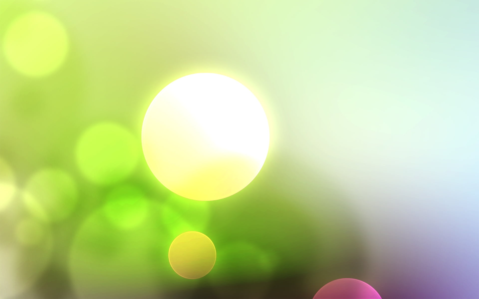 Glare, Light, Circles, Bright HD wallpaper | Wallpaper Flare