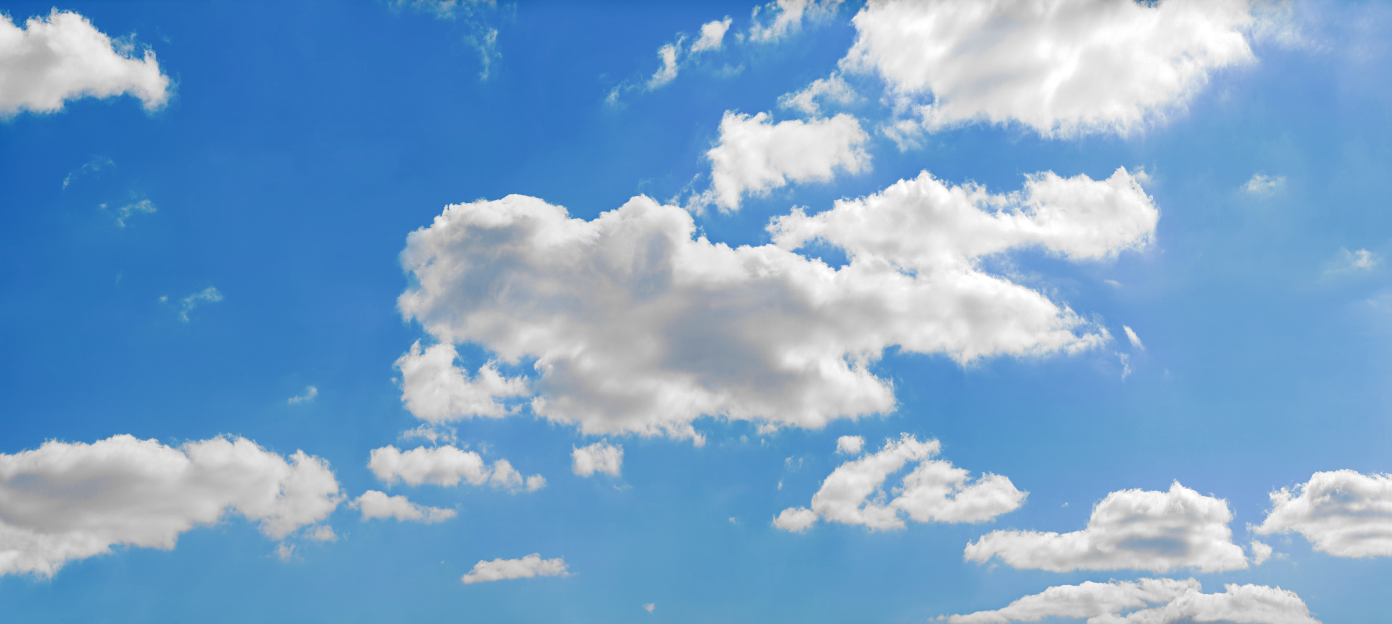 Bright Sky with Clouds, Clouds, Sky, Cloud, Bright, HQ Photo