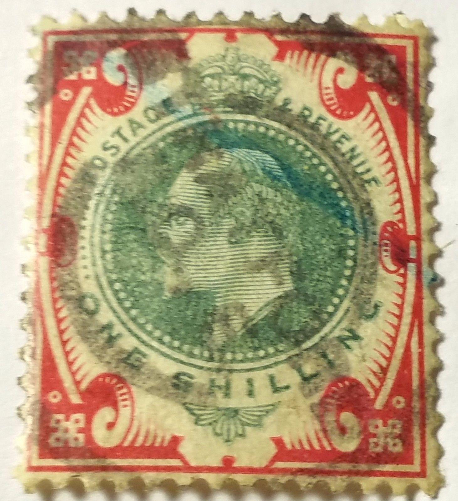 British stamps photo