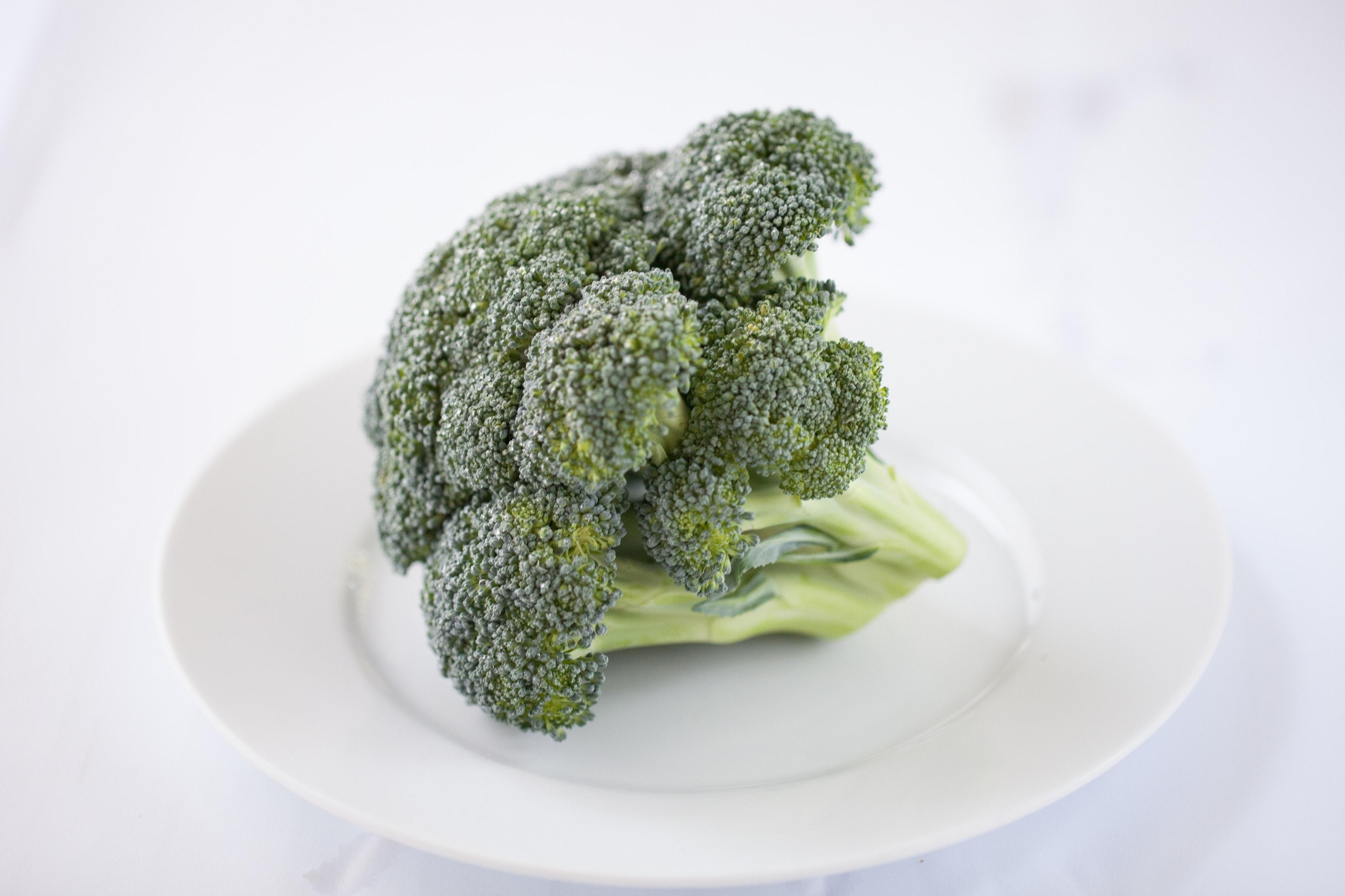 Broccoli, Nutrition, Meal, Health, Plate, HQ Photo