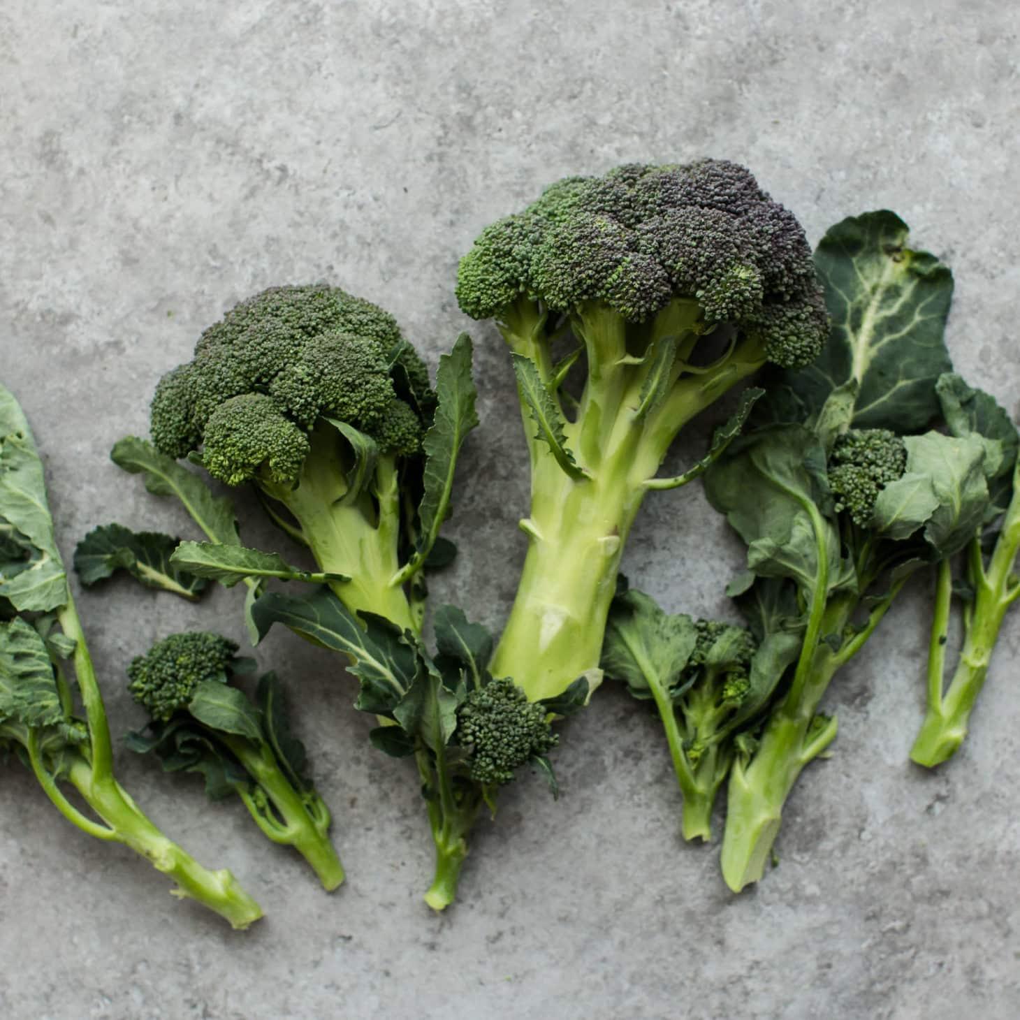 Broccoli Frittata Grilled Cheese Sandwich | Naturally Ella