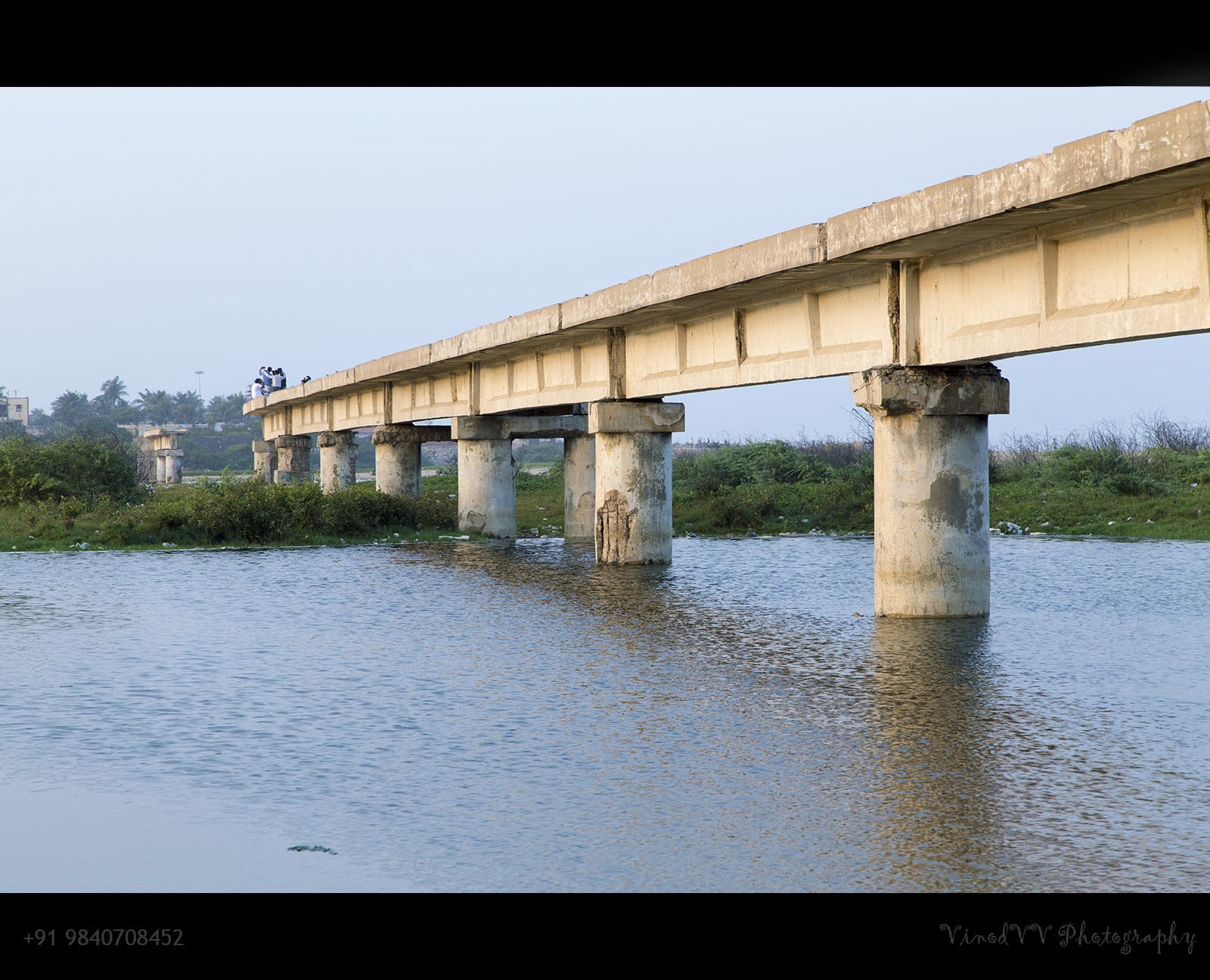 Broken Bridge Adyar – Good,Bad & Ugly Chennai