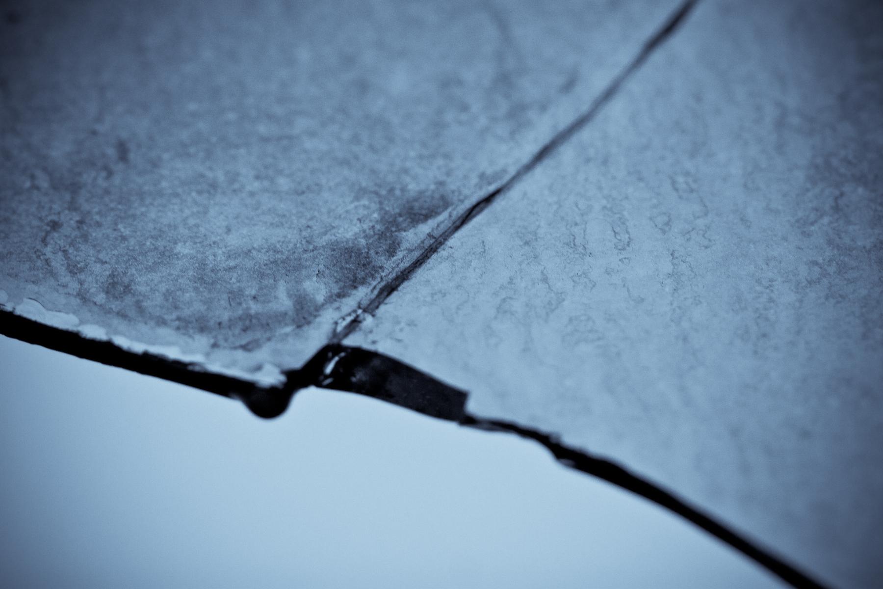 Broken glass photo
