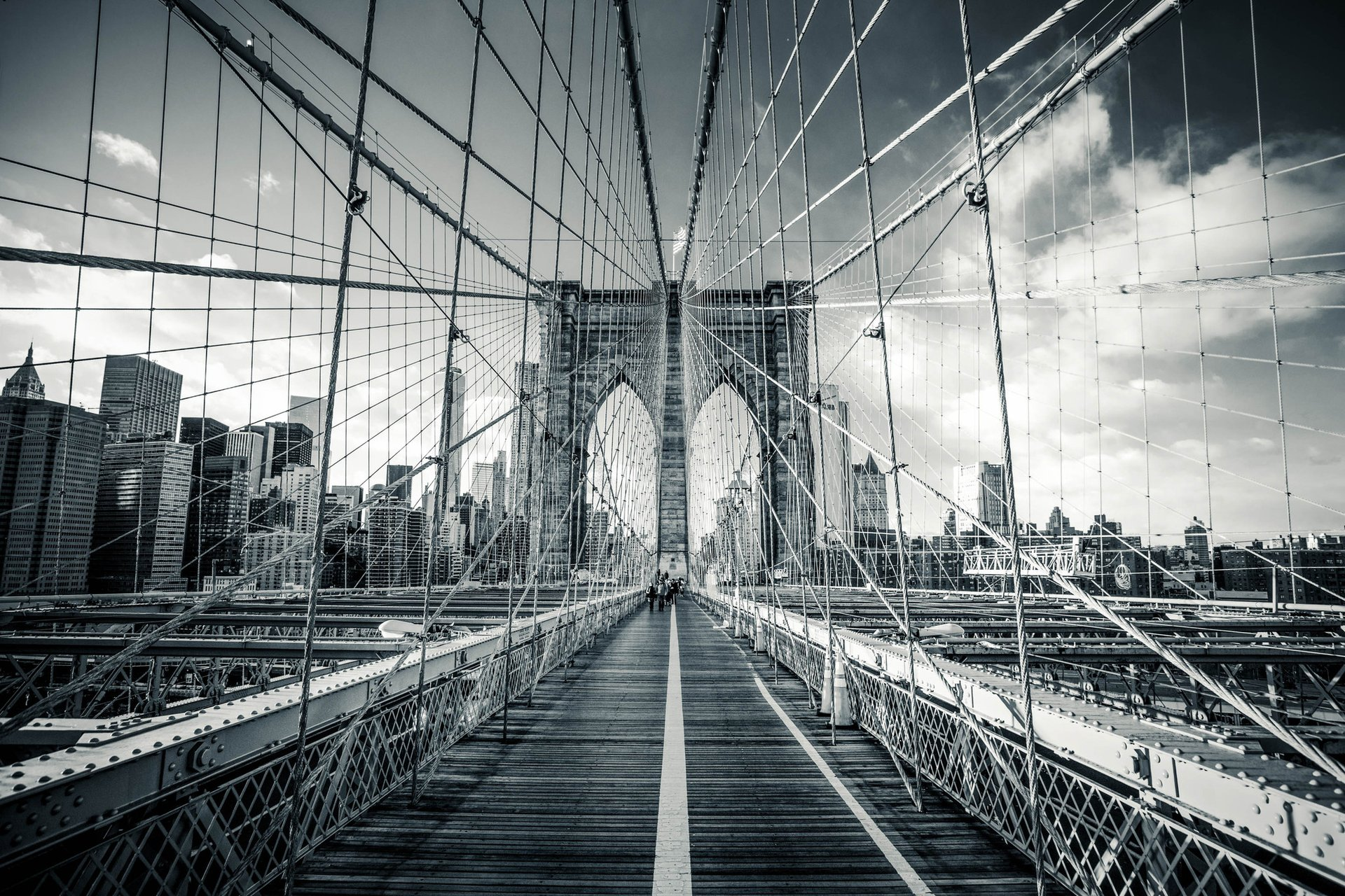 Brooklyn Bridge – Elementem Photography