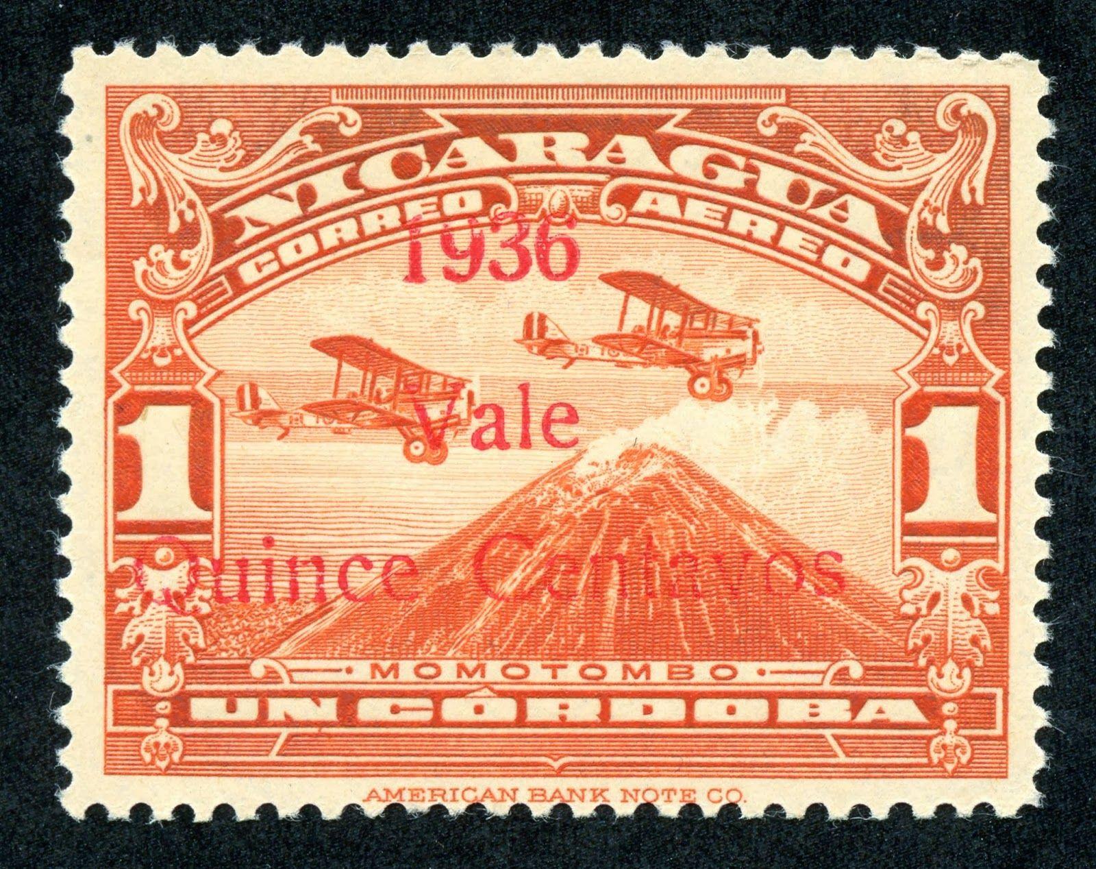1937 Scott C206 25c violet brown