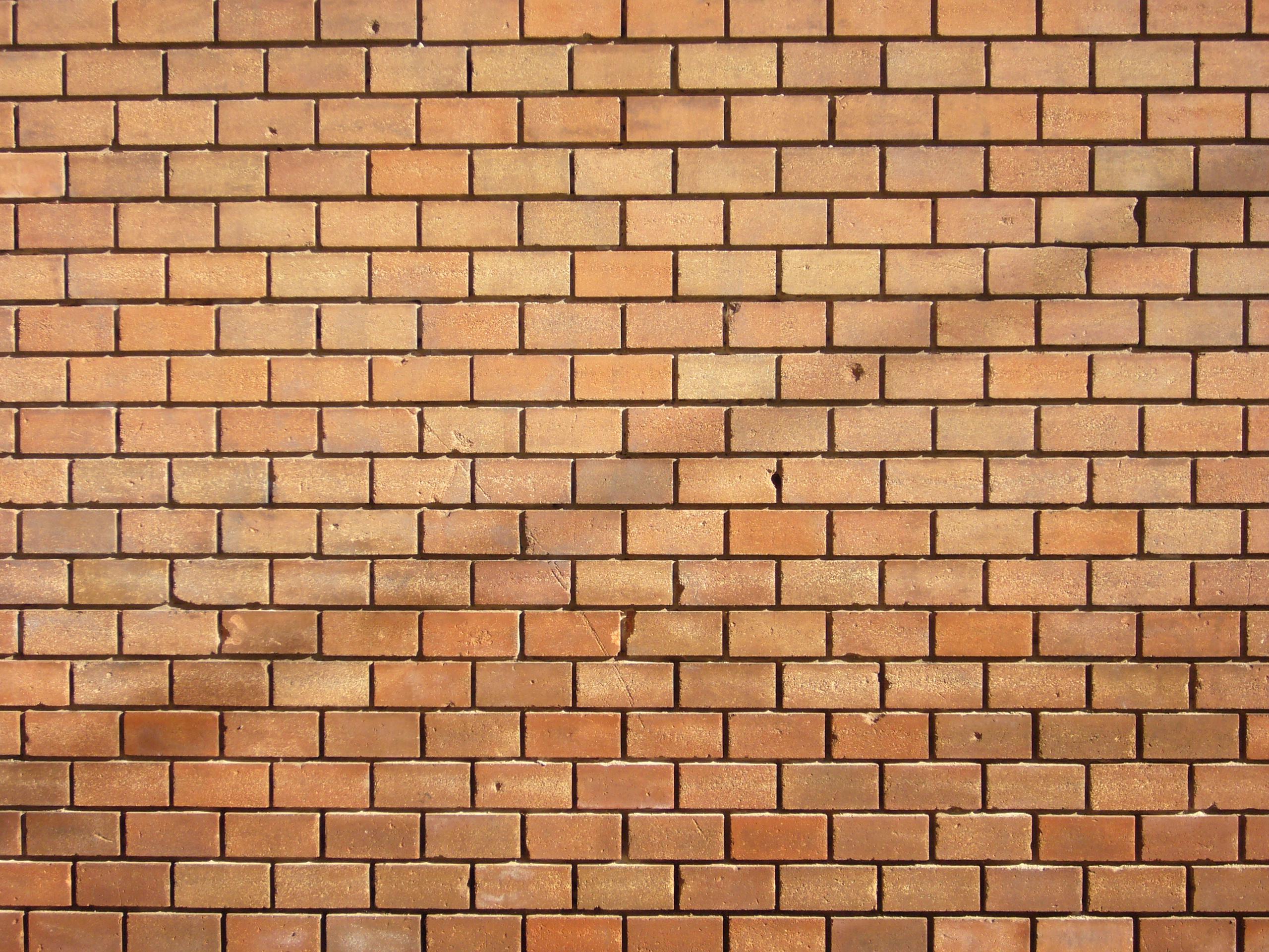 Free Brick texture (wall, brown)