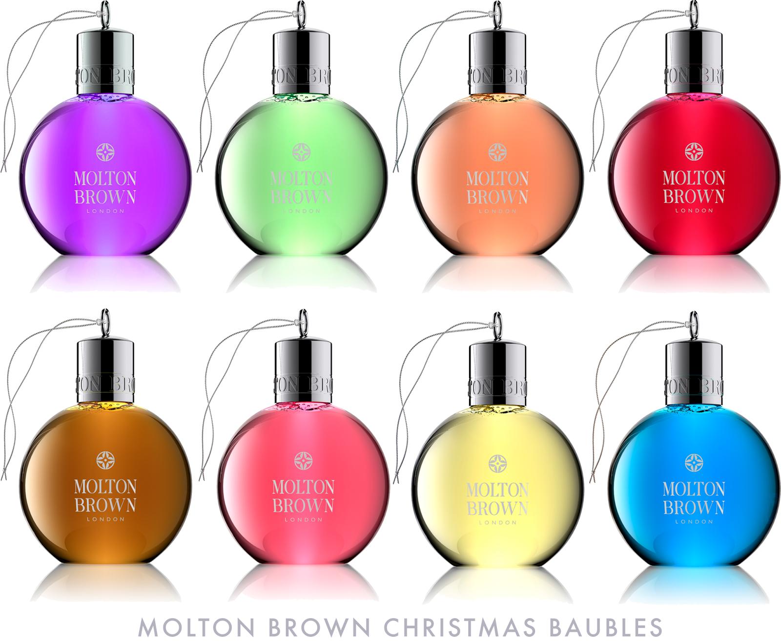 Molton brown christmas baubles, molton brown baubles | Alicia's ...