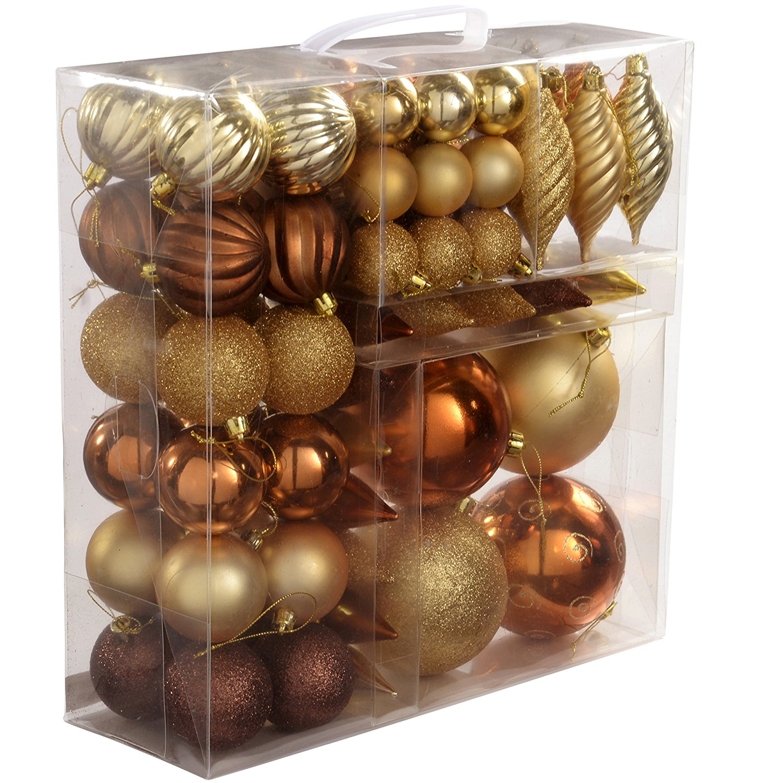 Bronze Christmas Decorations | Tabithabradley