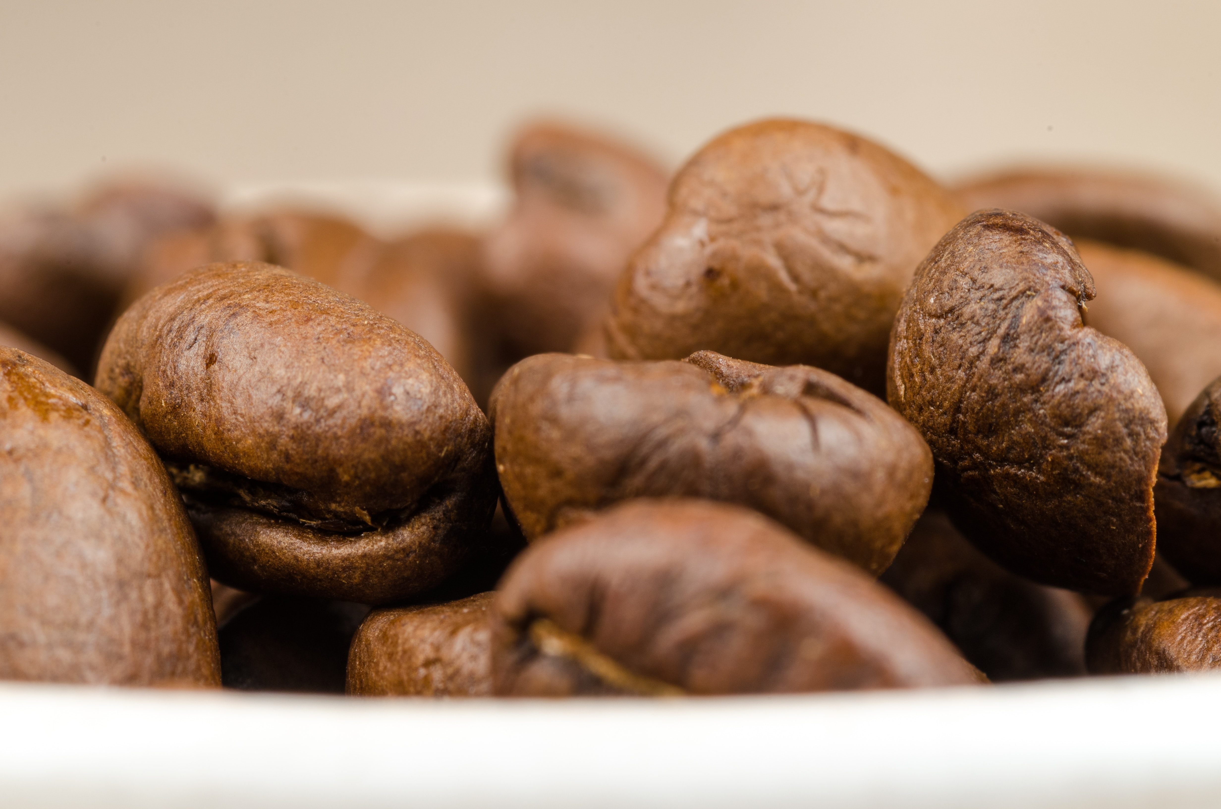 Brown Coffee Beans, Macro photography, Grains, Nobody, Seeds, HQ Photo