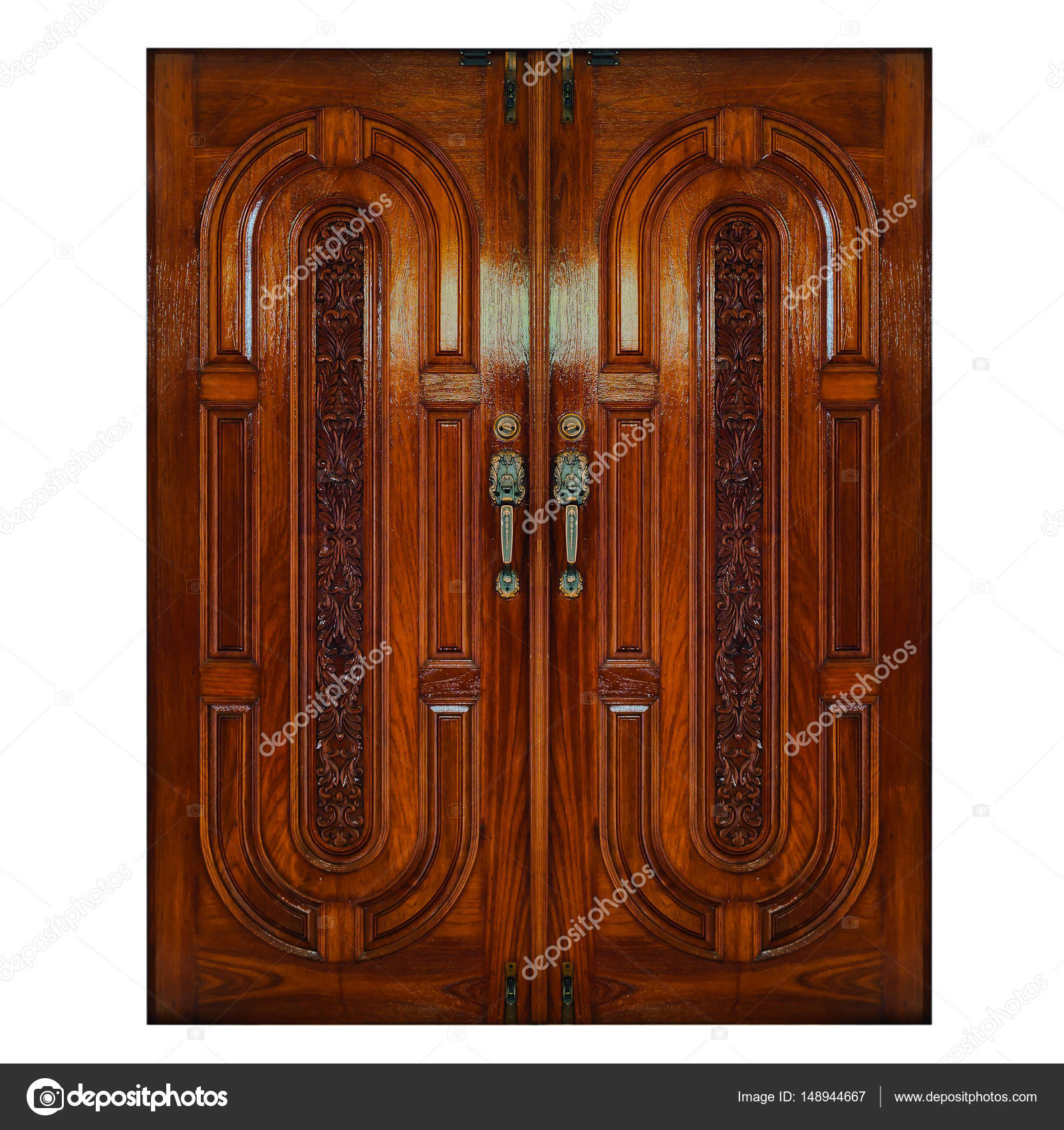 Door closed isolate — Stock Photo © life_killer_2030@hotmail.com ...
